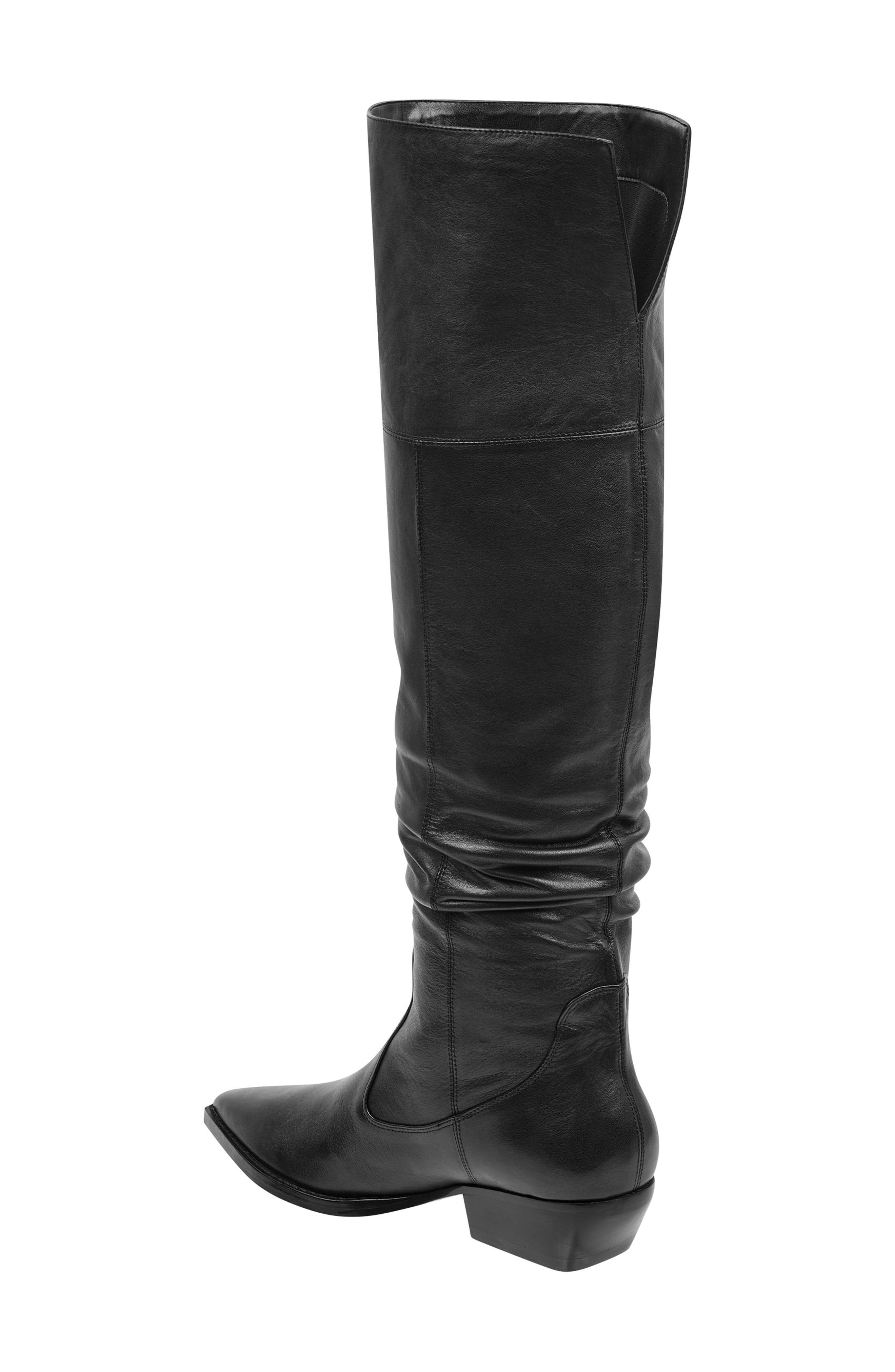 Ocea Over the Knee Boot,                             Alternate thumbnail 2, color,                             001