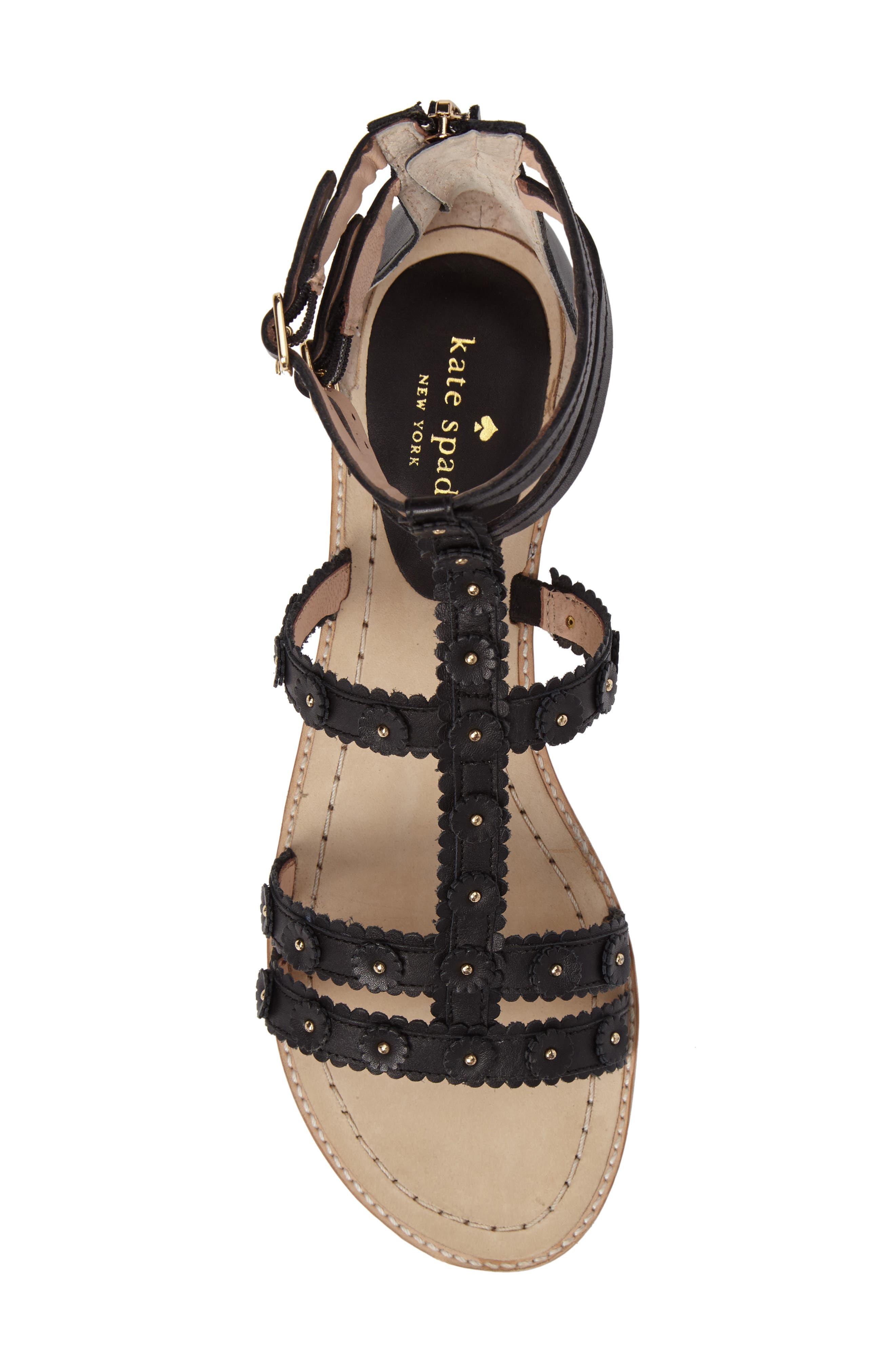 santina sandal,                             Alternate thumbnail 9, color,