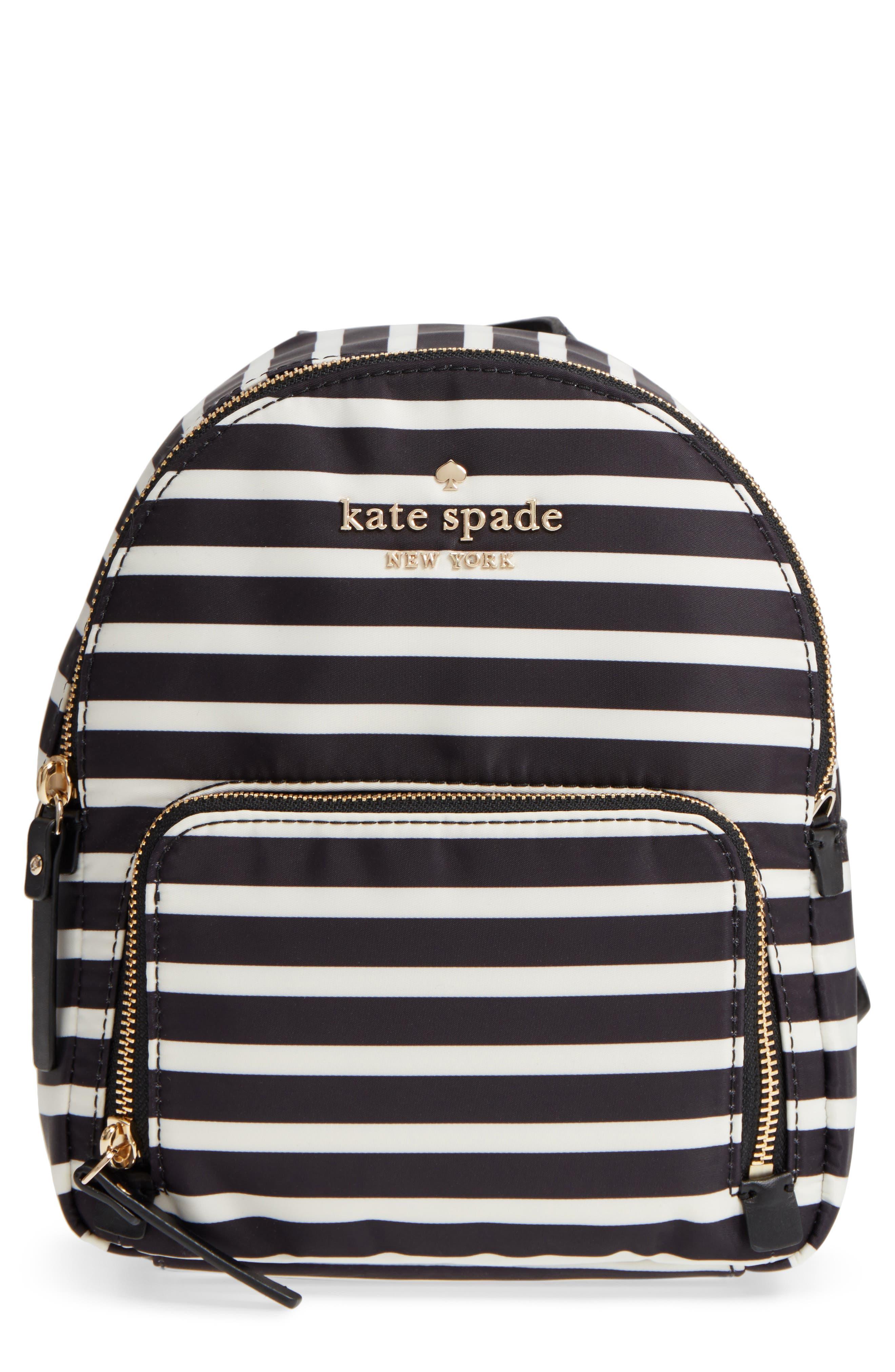 watson lane - small hartley nylon backpack,                             Main thumbnail 1, color,                             001
