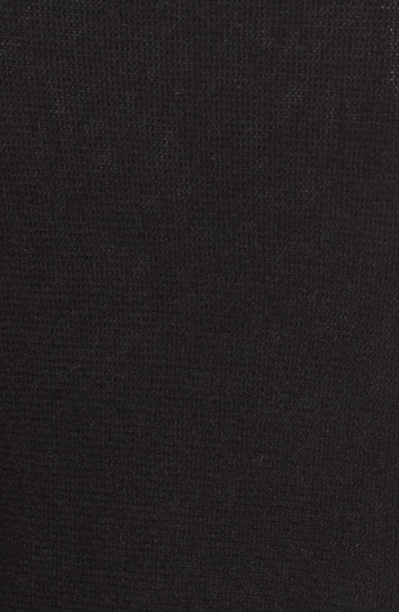 Travel Cashmere Wrap,                             Alternate thumbnail 5, color,                             001