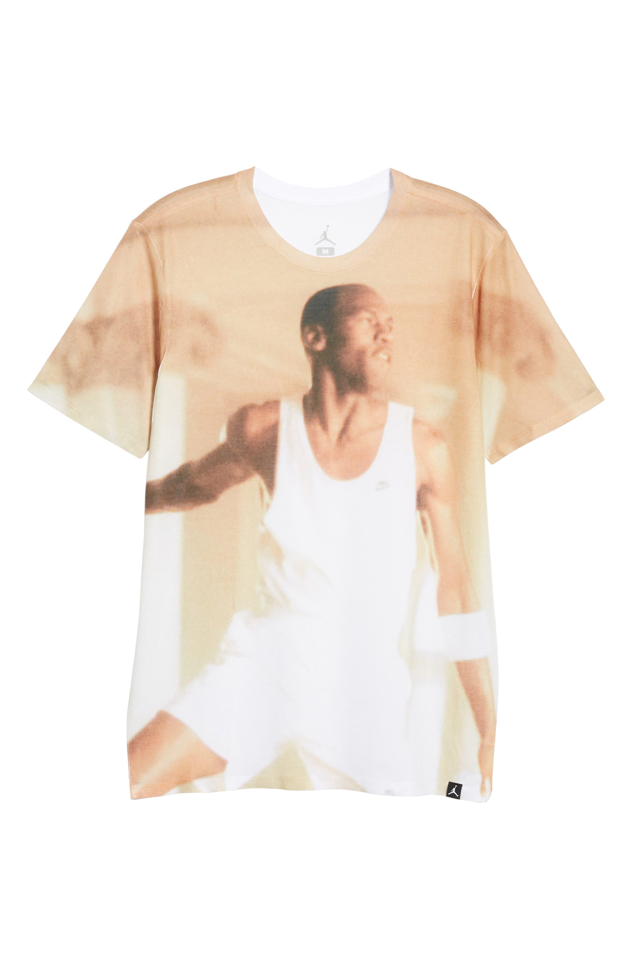 Jordan Sportswear Graphic Shirt,                             Alternate thumbnail 12, color,