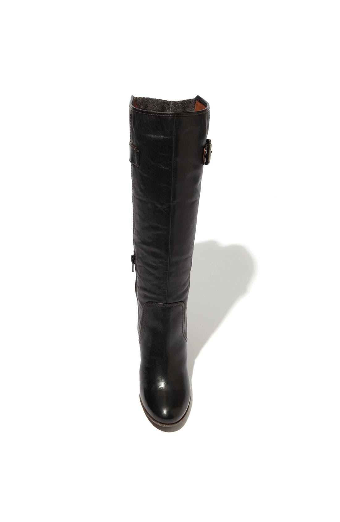 NAYA,                             'Quail' Boot,                             Alternate thumbnail 4, color,                             001