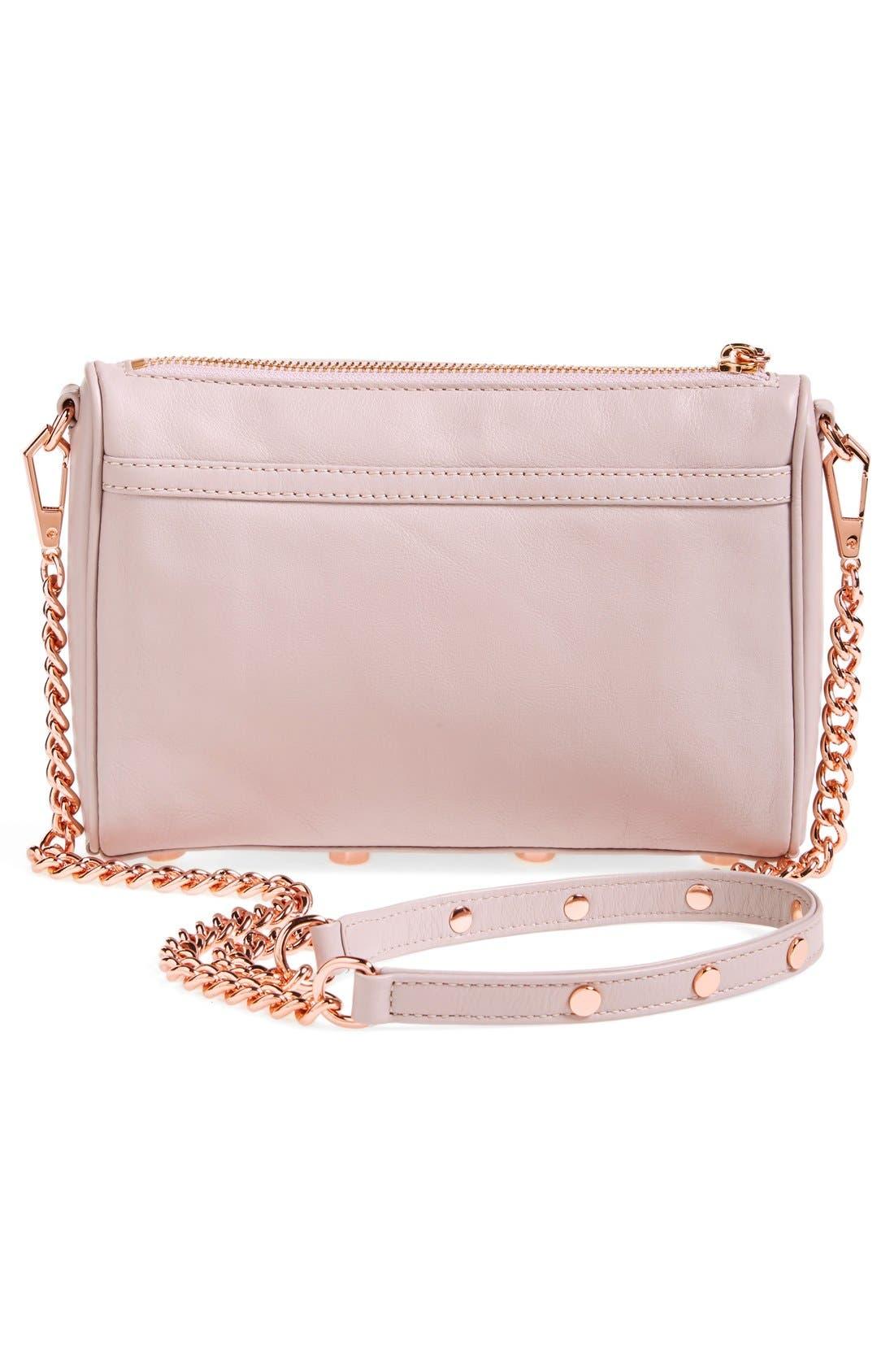 'Mini MAC' Convertible Crossbody Bag,                             Alternate thumbnail 16, color,