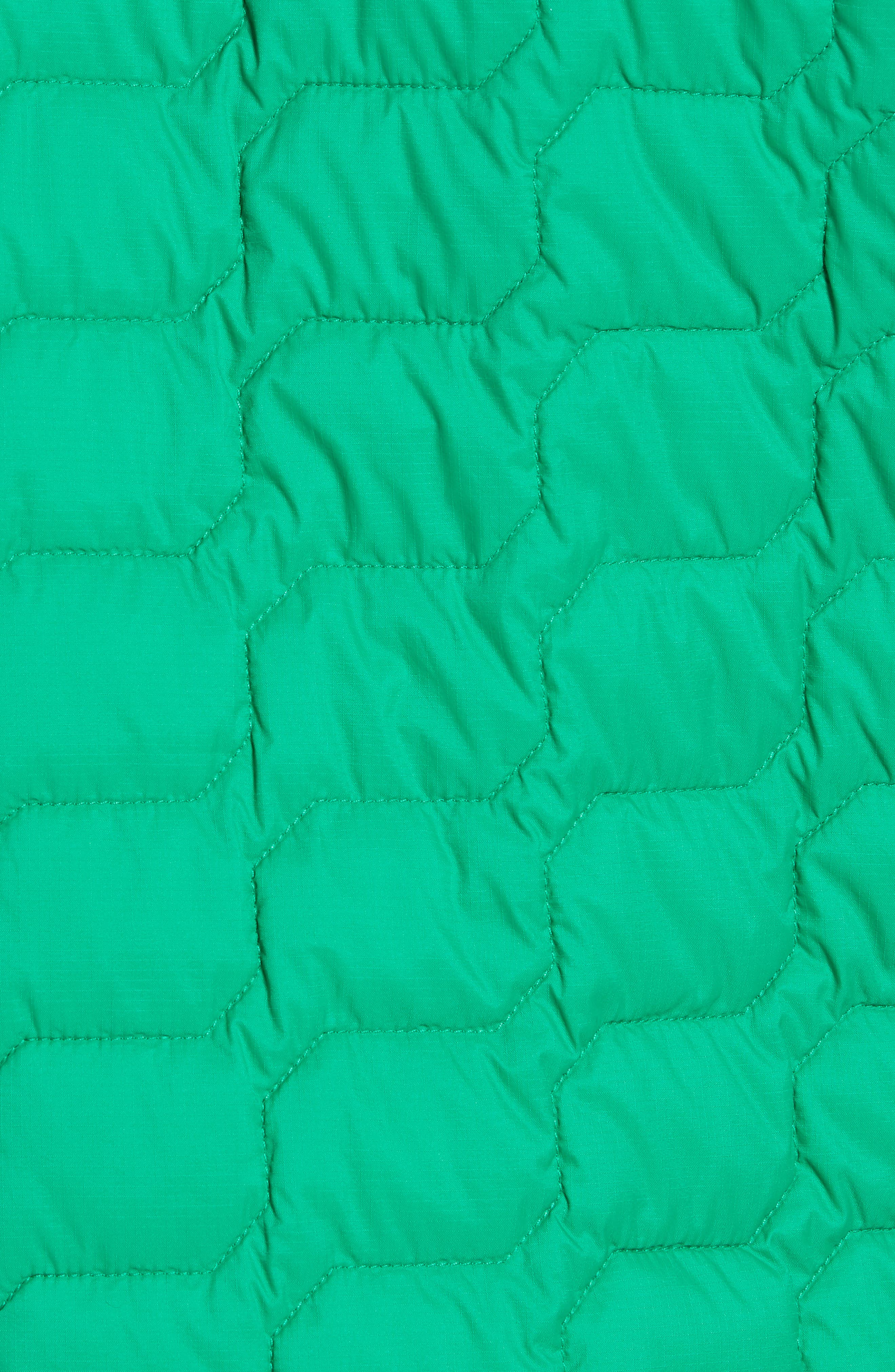 THE NORTH FACE,                             ThermoBall<sup>™</sup> Jacket,                             Alternate thumbnail 7, color,                             PRIMARY GREEN MATTE