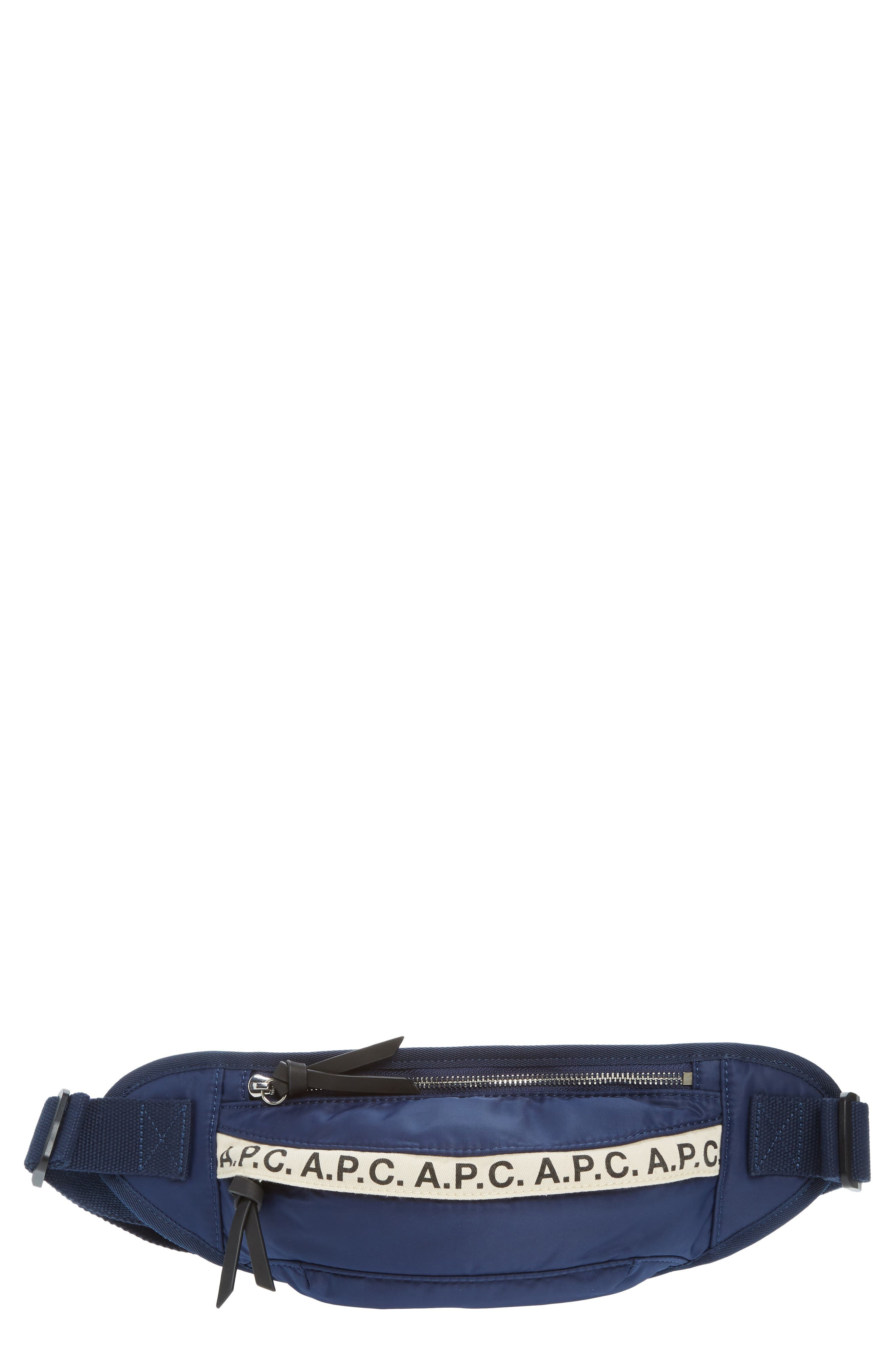 Banane Lucille Fanny Pack,                         Main,                         color, MARINE