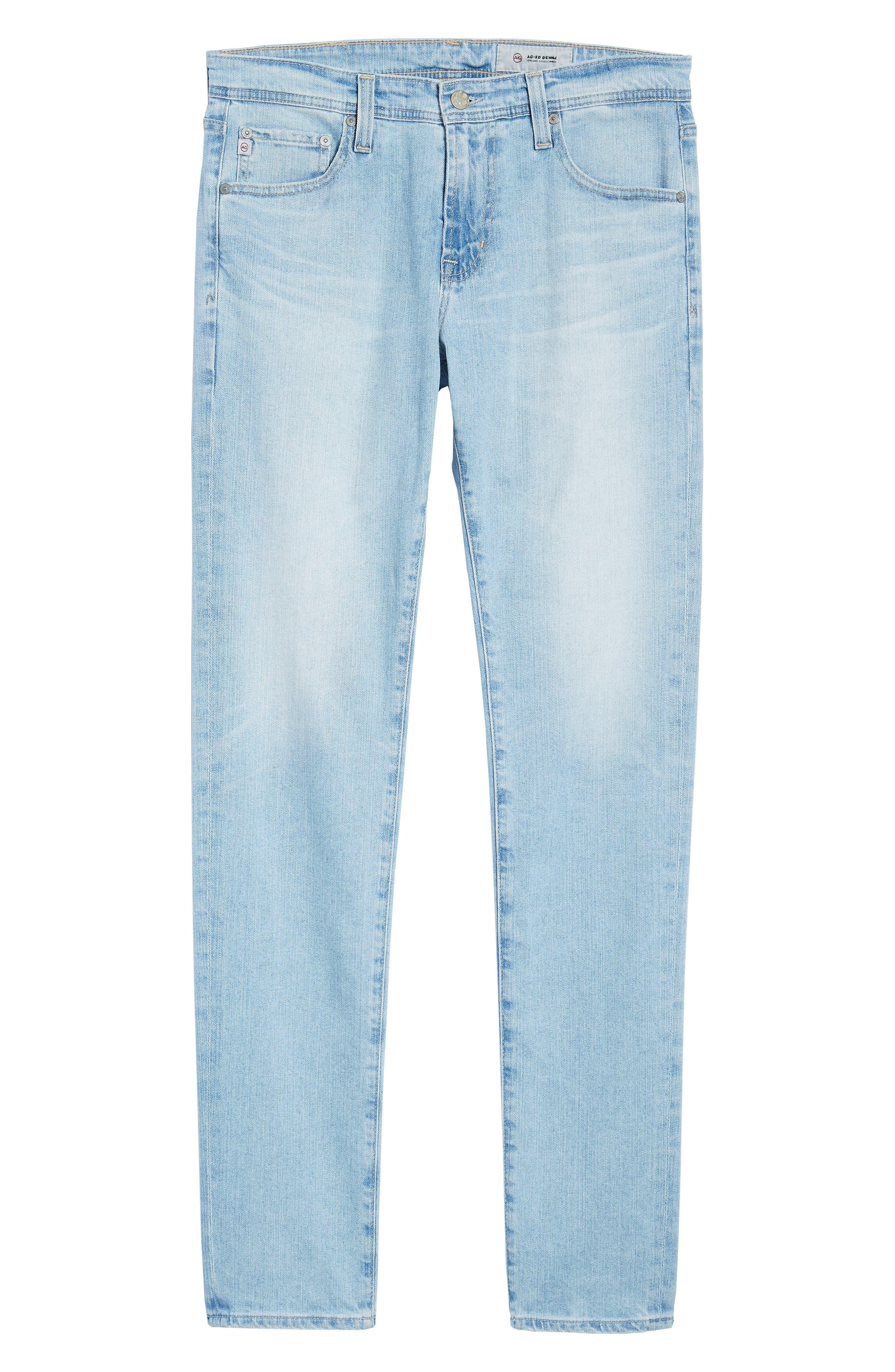 Stockton Skinny Fit Jeans,                             Alternate thumbnail 6, color,                             494