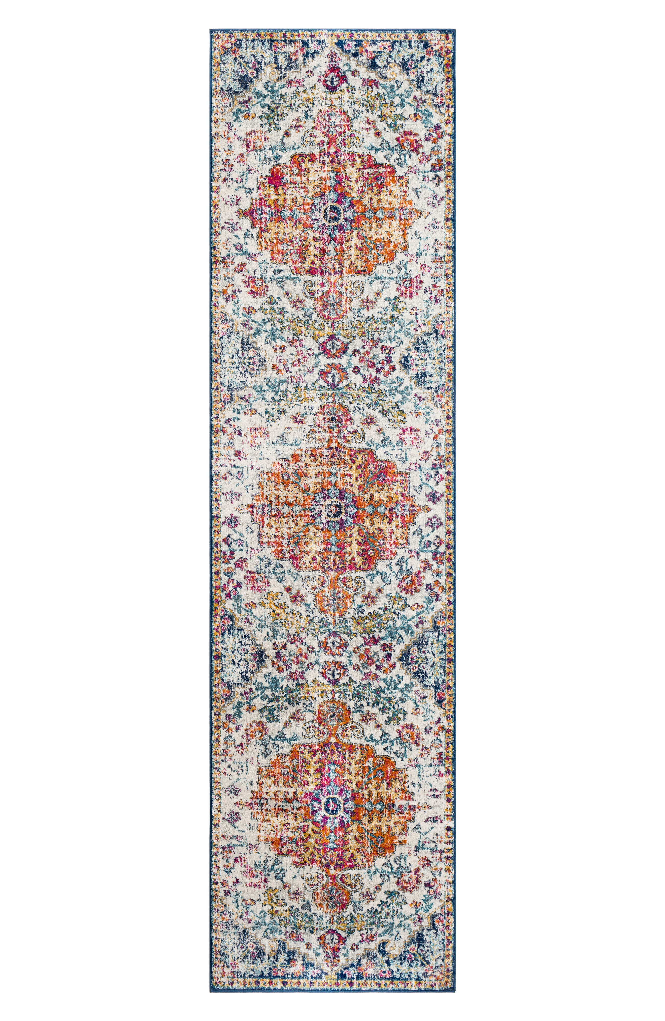 Harput Area Rug,                             Alternate thumbnail 3, color,                             YELLOW