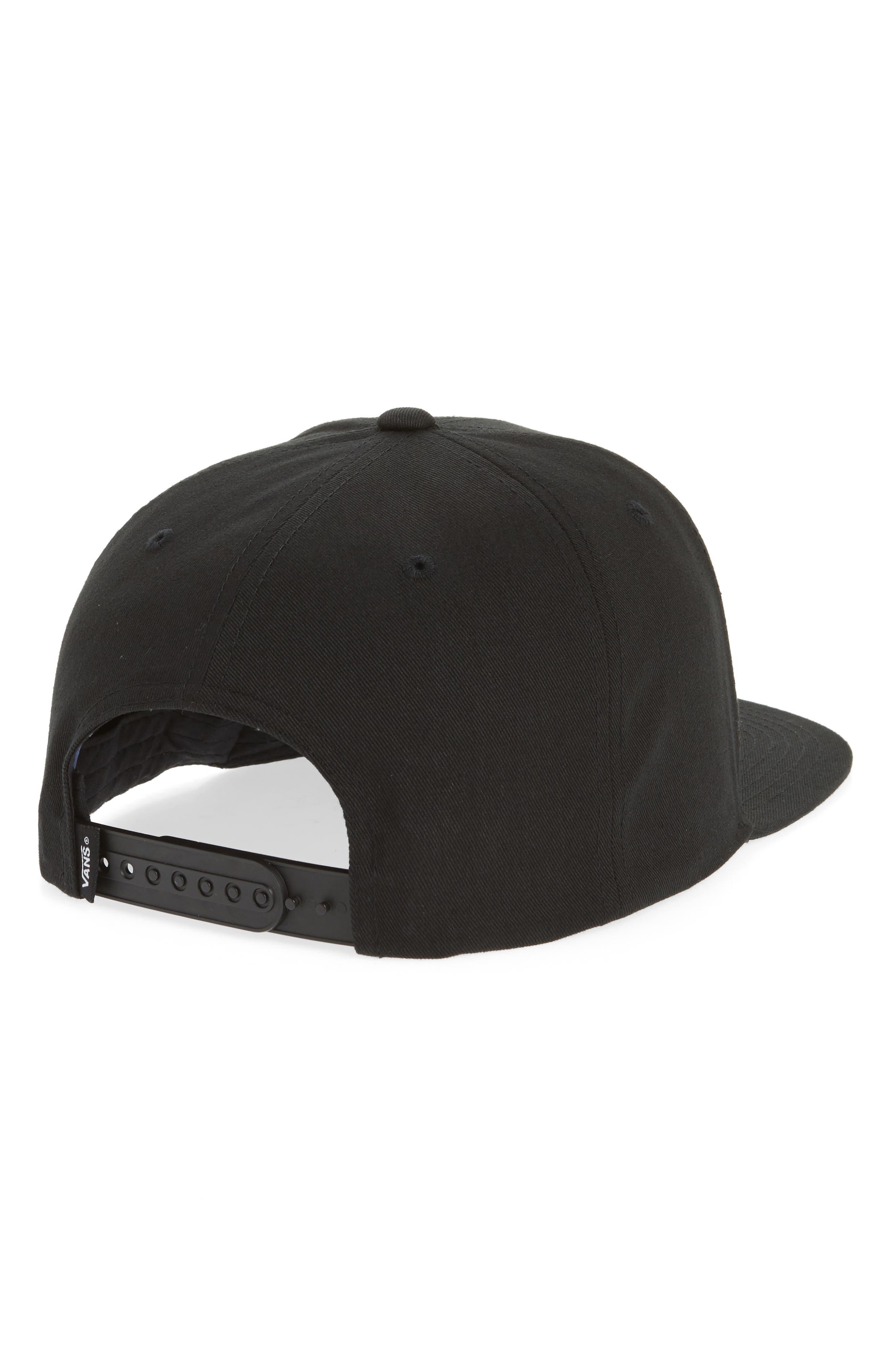 Established 66 Snapback Baseball Cap,                             Alternate thumbnail 2, color,                             001