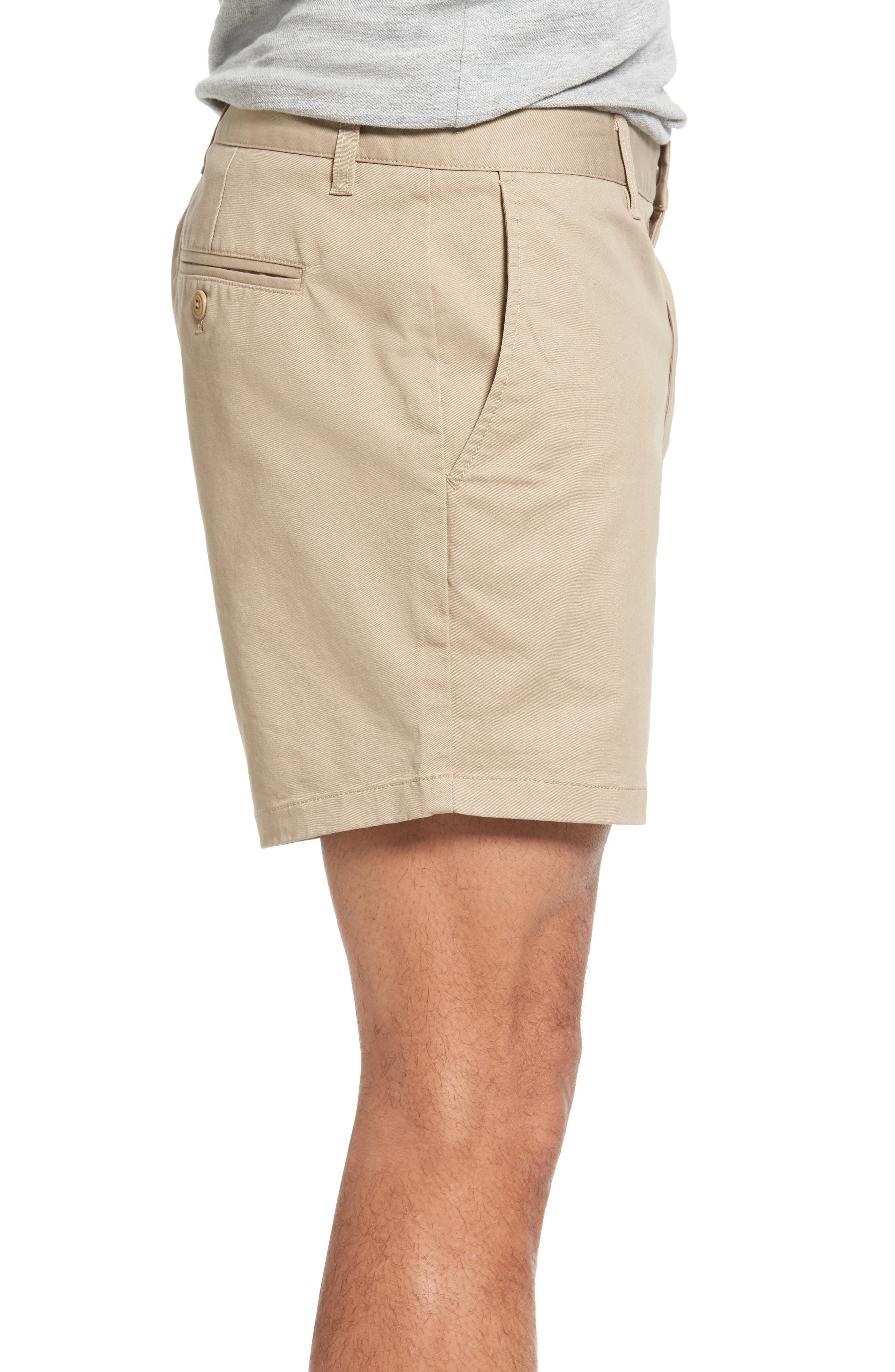 Stretch Washed Chino 5-Inch Shorts,                             Alternate thumbnail 78, color,