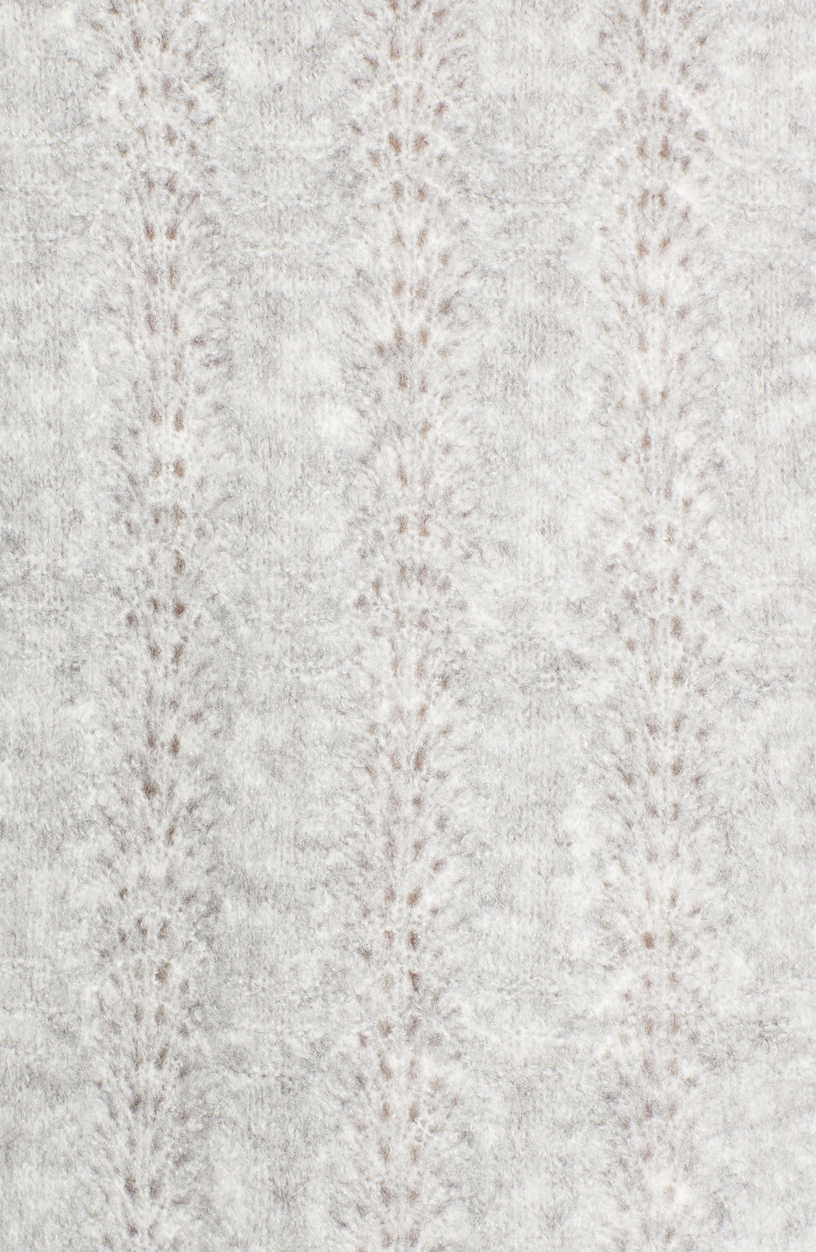 Open Back Sweater,                             Alternate thumbnail 5, color,                             020