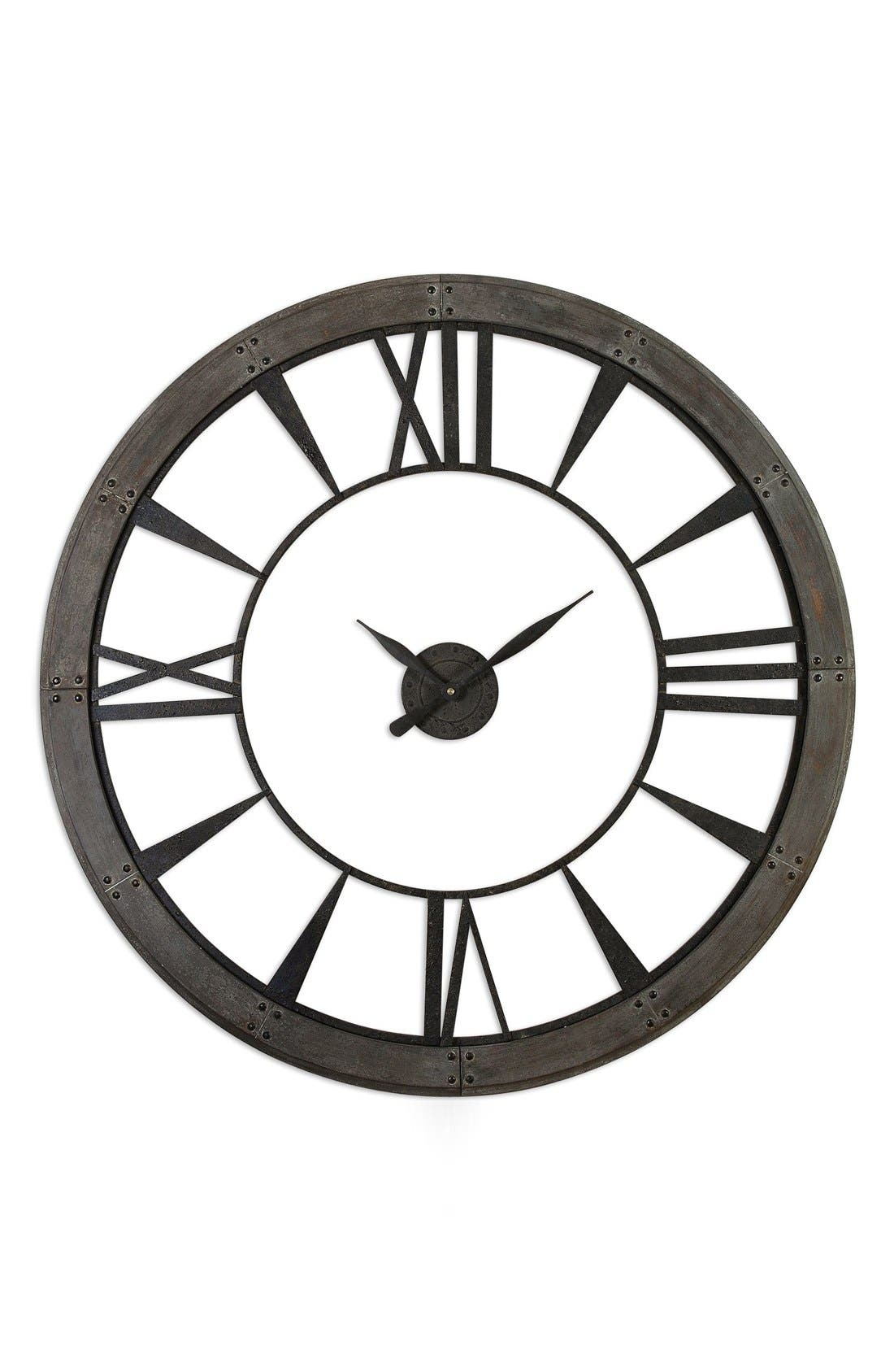 'Ronan' Wall Clock,                         Main,                         color, 001
