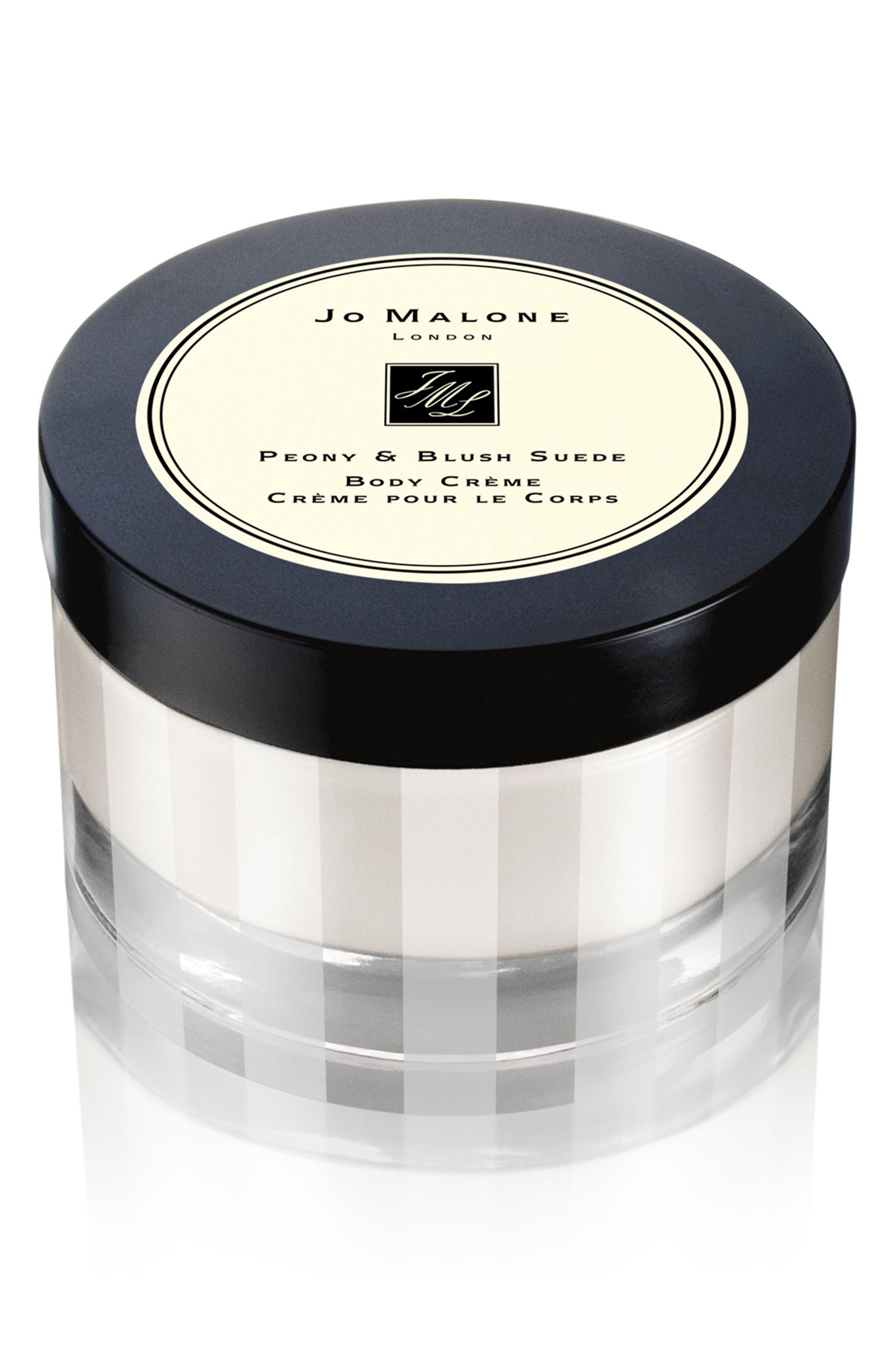 Peony & Blush Suede Body Crème,                         Main,                         color, 000