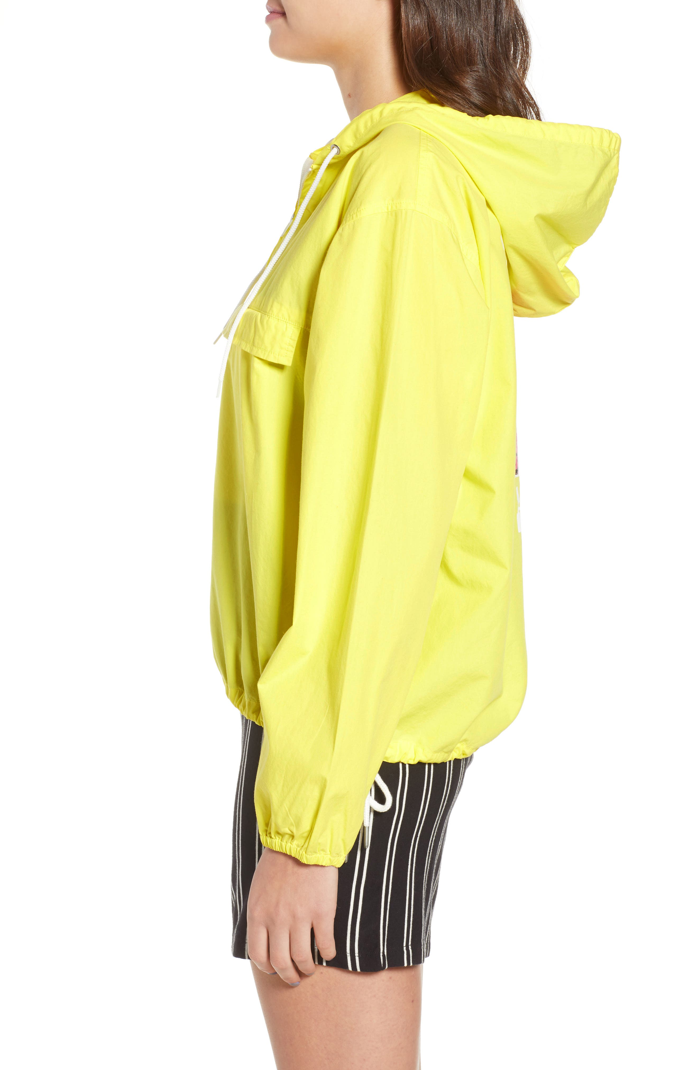 Solas Hooded Anorak,                             Alternate thumbnail 3, color,