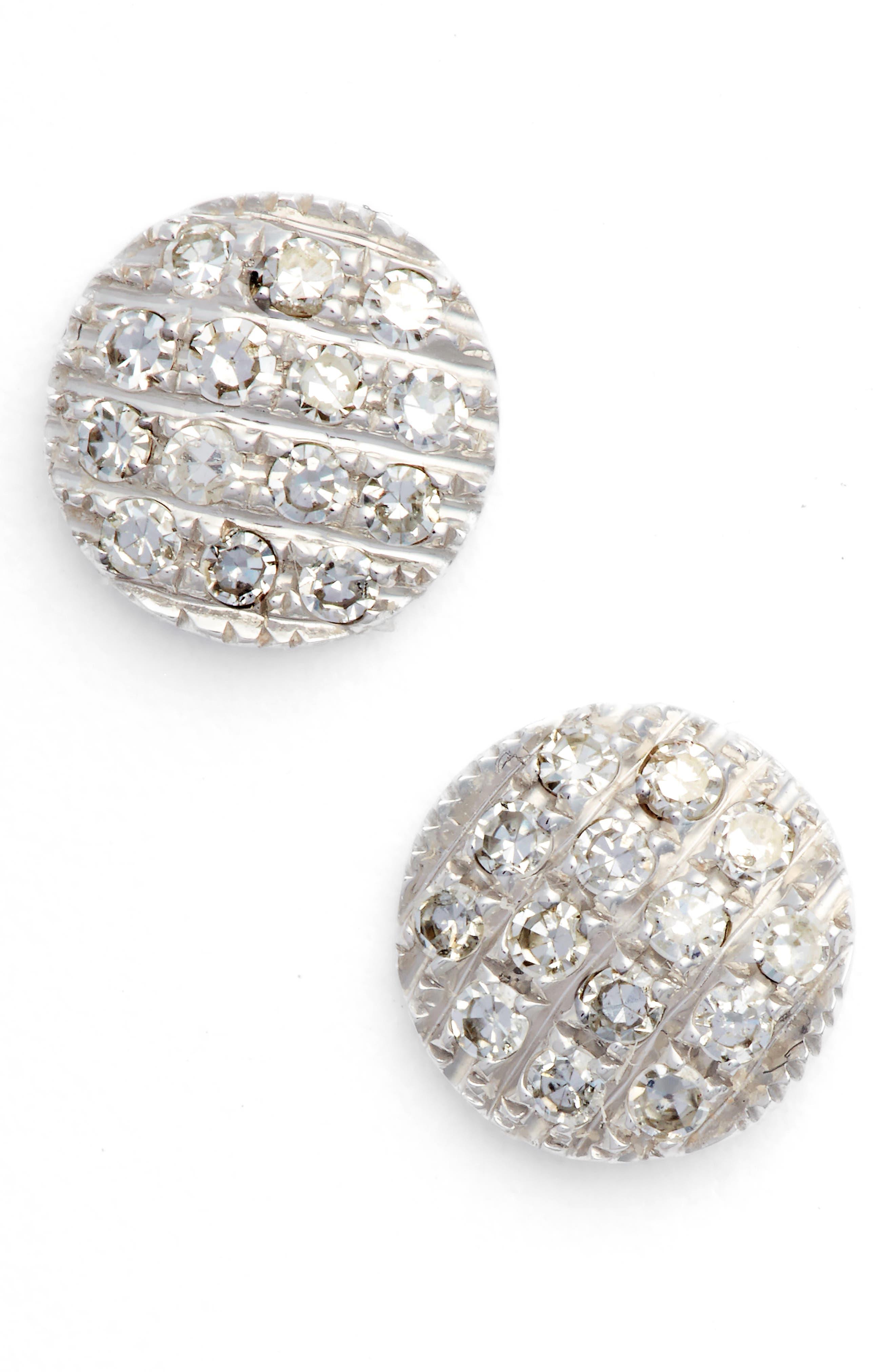 Gili Double Disc Earrings,                             Main thumbnail 1, color,                             712