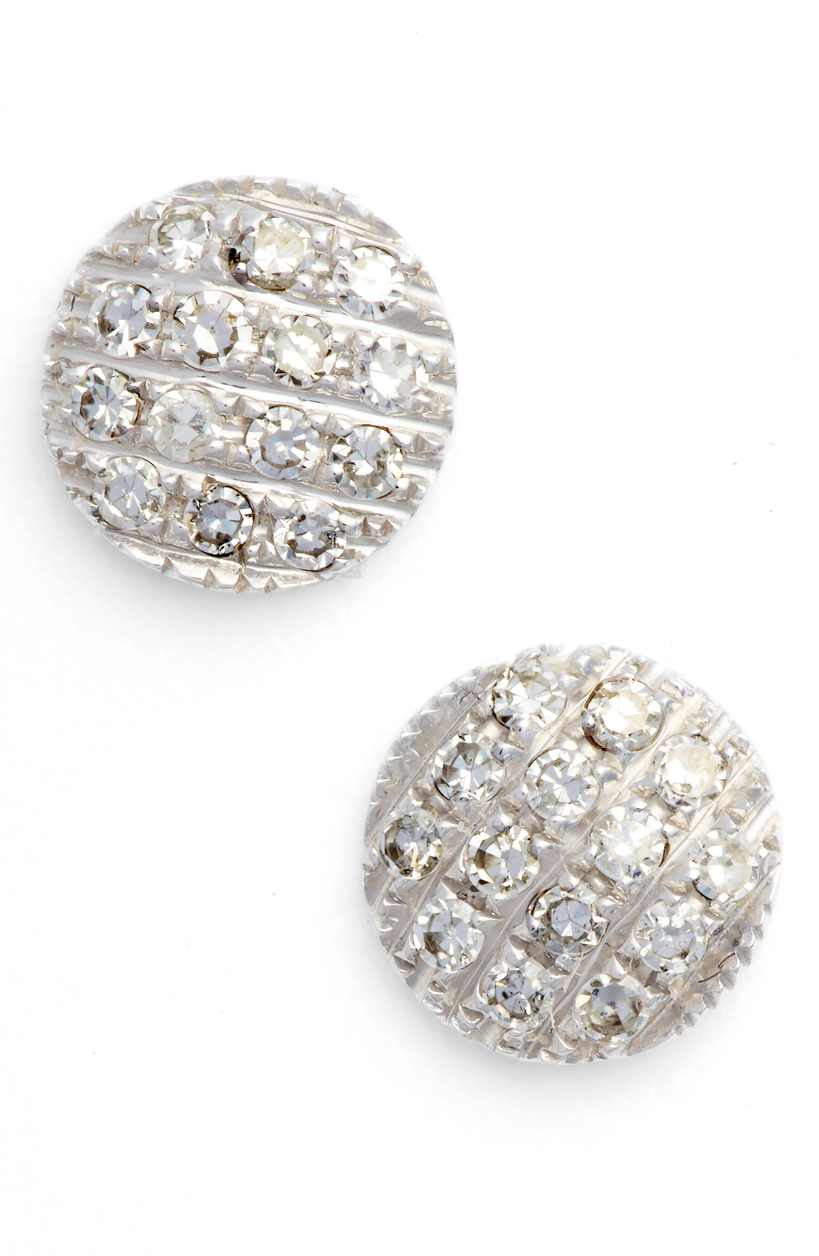 Gili Double Disc Earrings,                         Main,                         color, 712