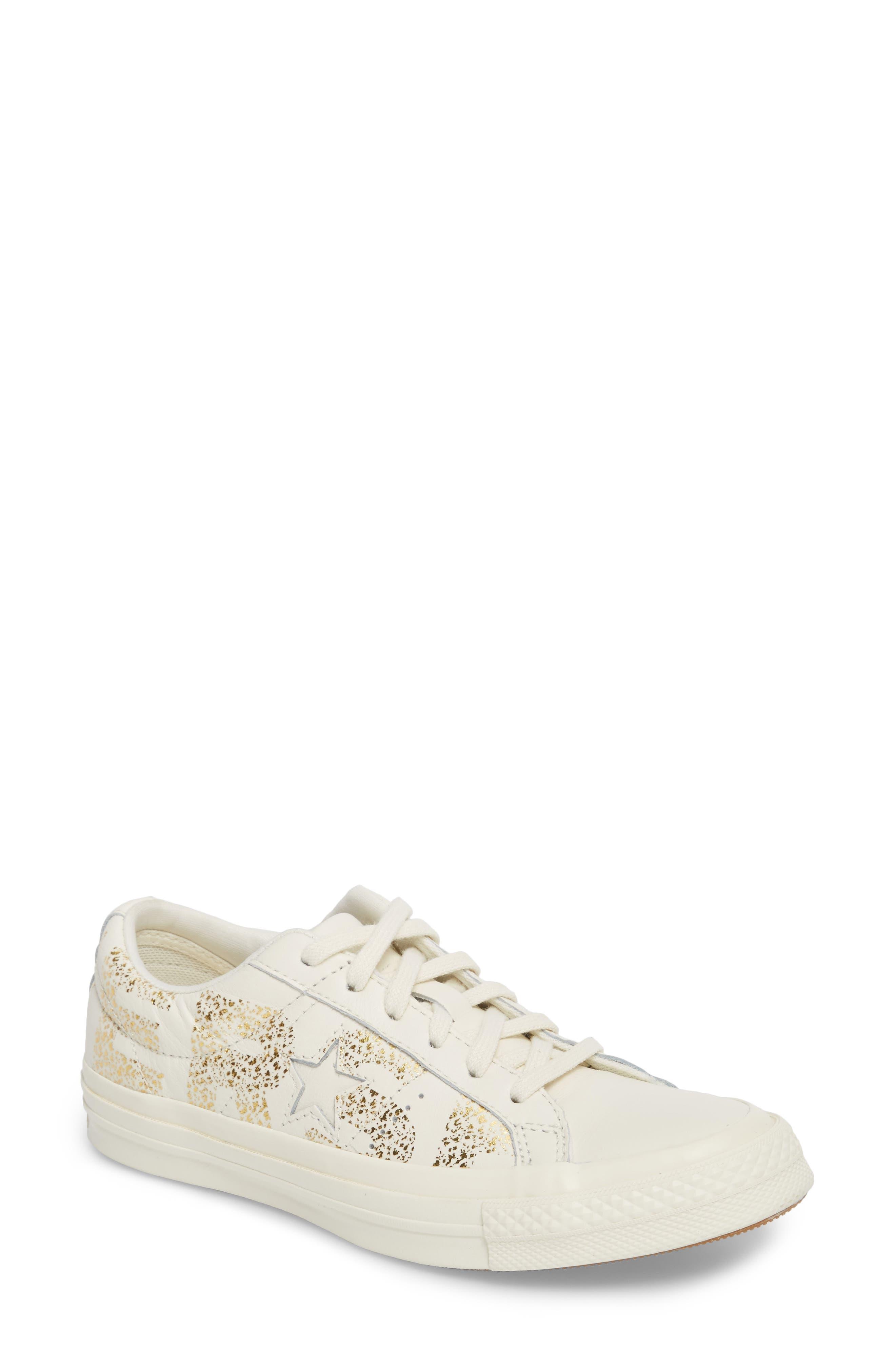 One Star Wordmark Sneaker,                         Main,                         color, 100