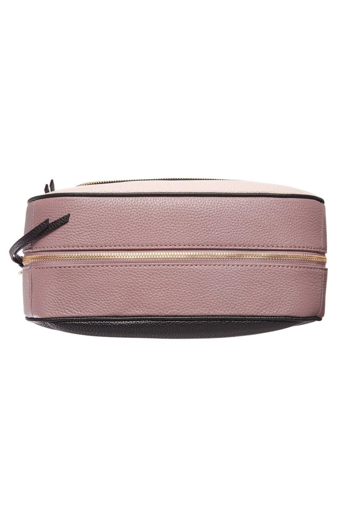 cobble hill - deva leather crossbody bag,                             Alternate thumbnail 36, color,