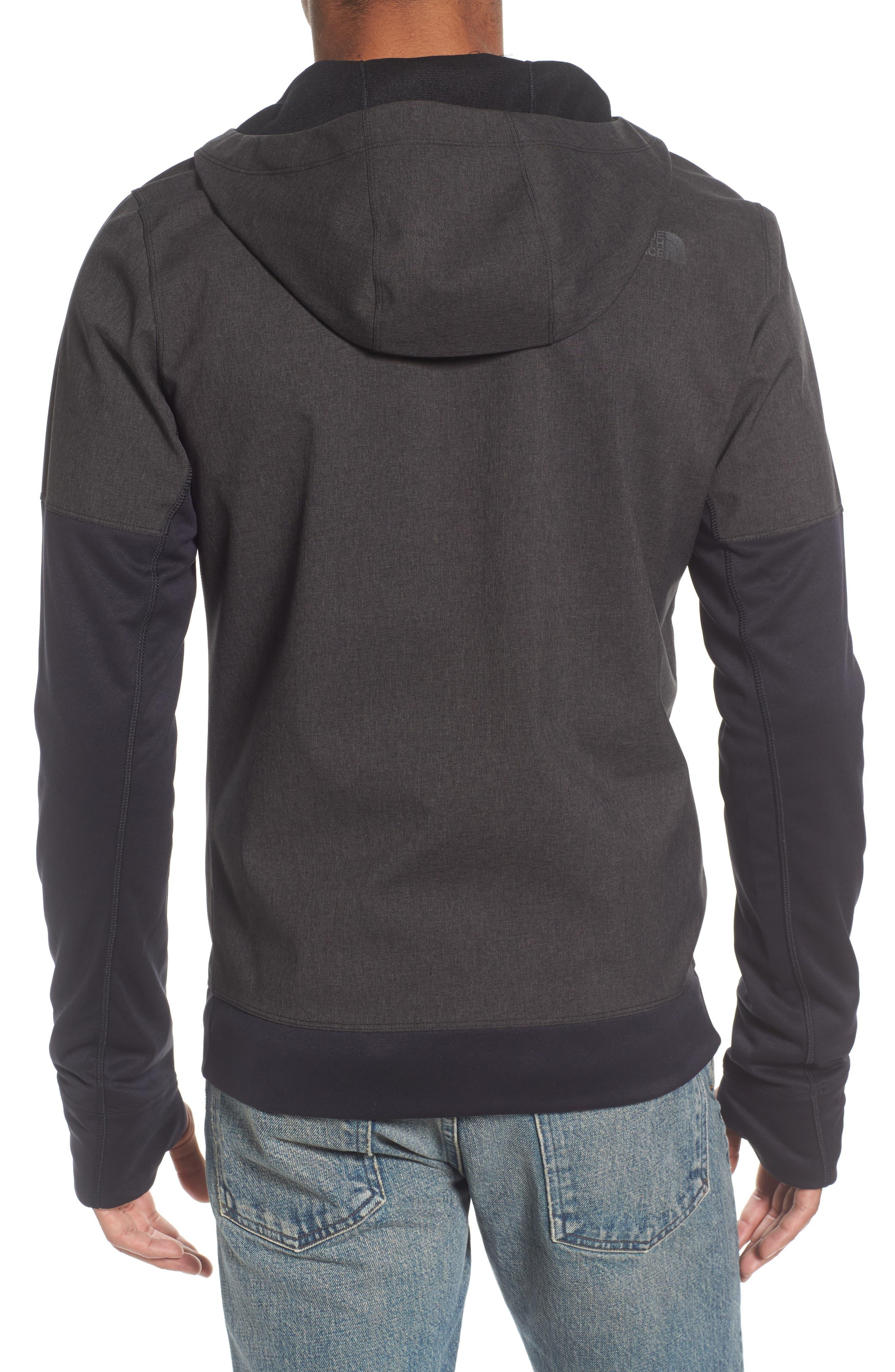 'Kilowatt' Hooded Jacket,                             Alternate thumbnail 2, color,                             001
