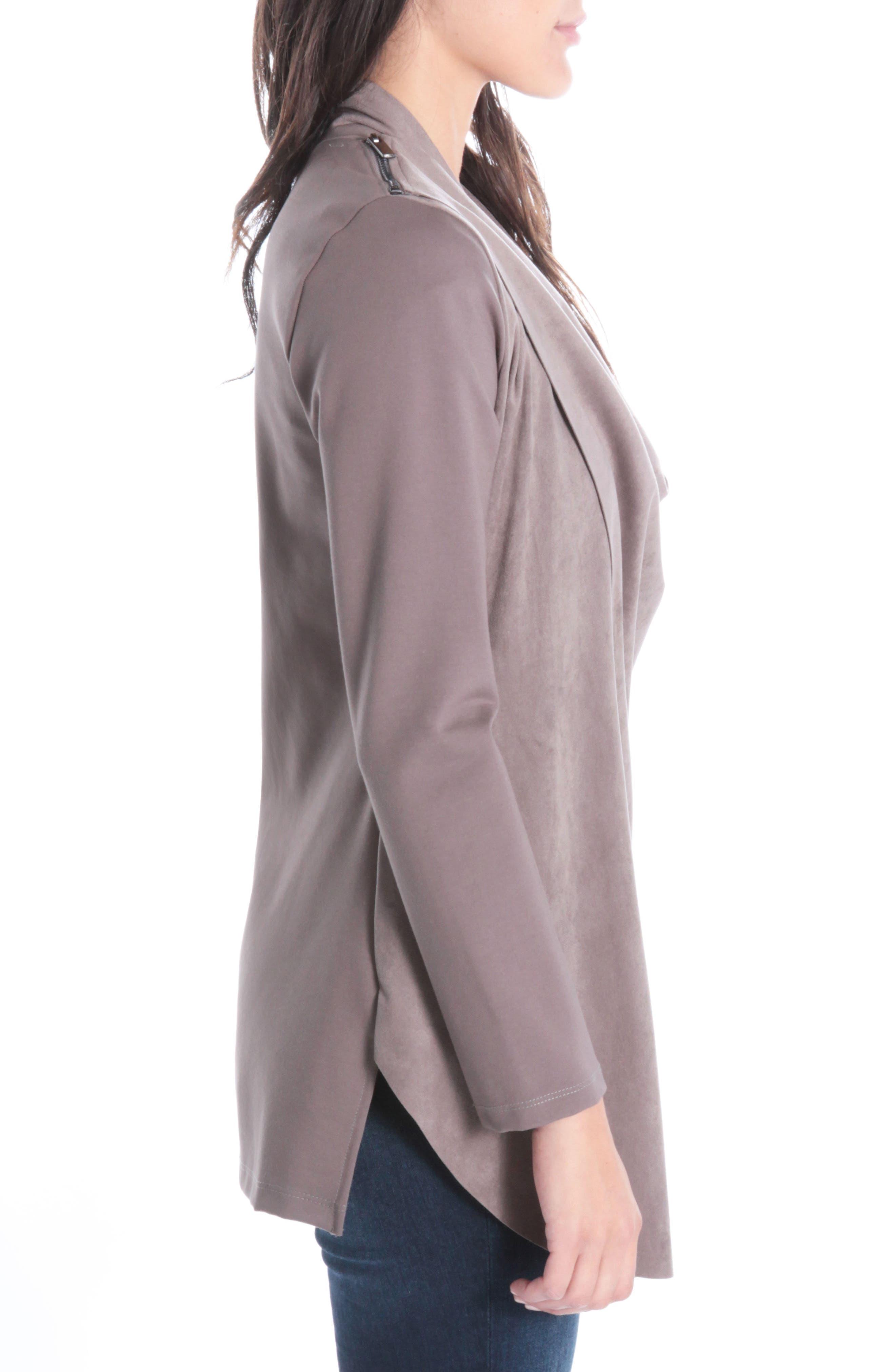 Sansa Jacket,                             Alternate thumbnail 3, color,                             299
