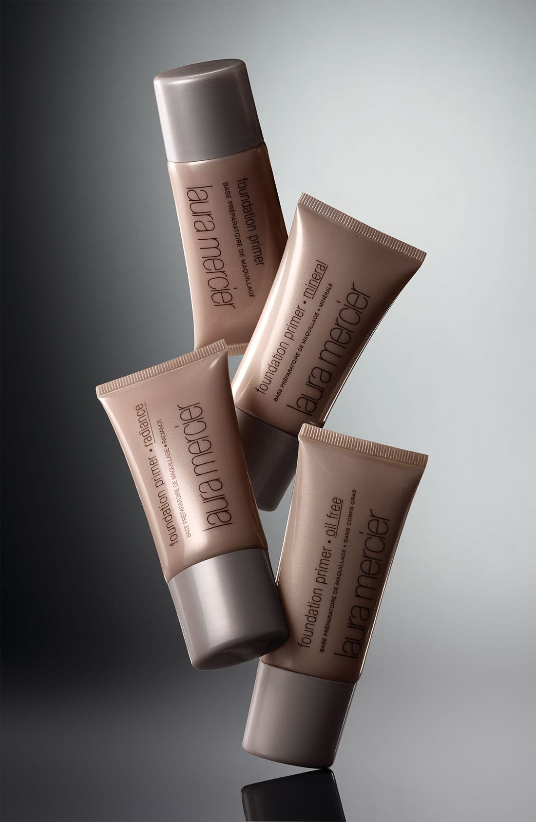 'Radiance' Foundation Primer,                             Main thumbnail 1, color,                             000