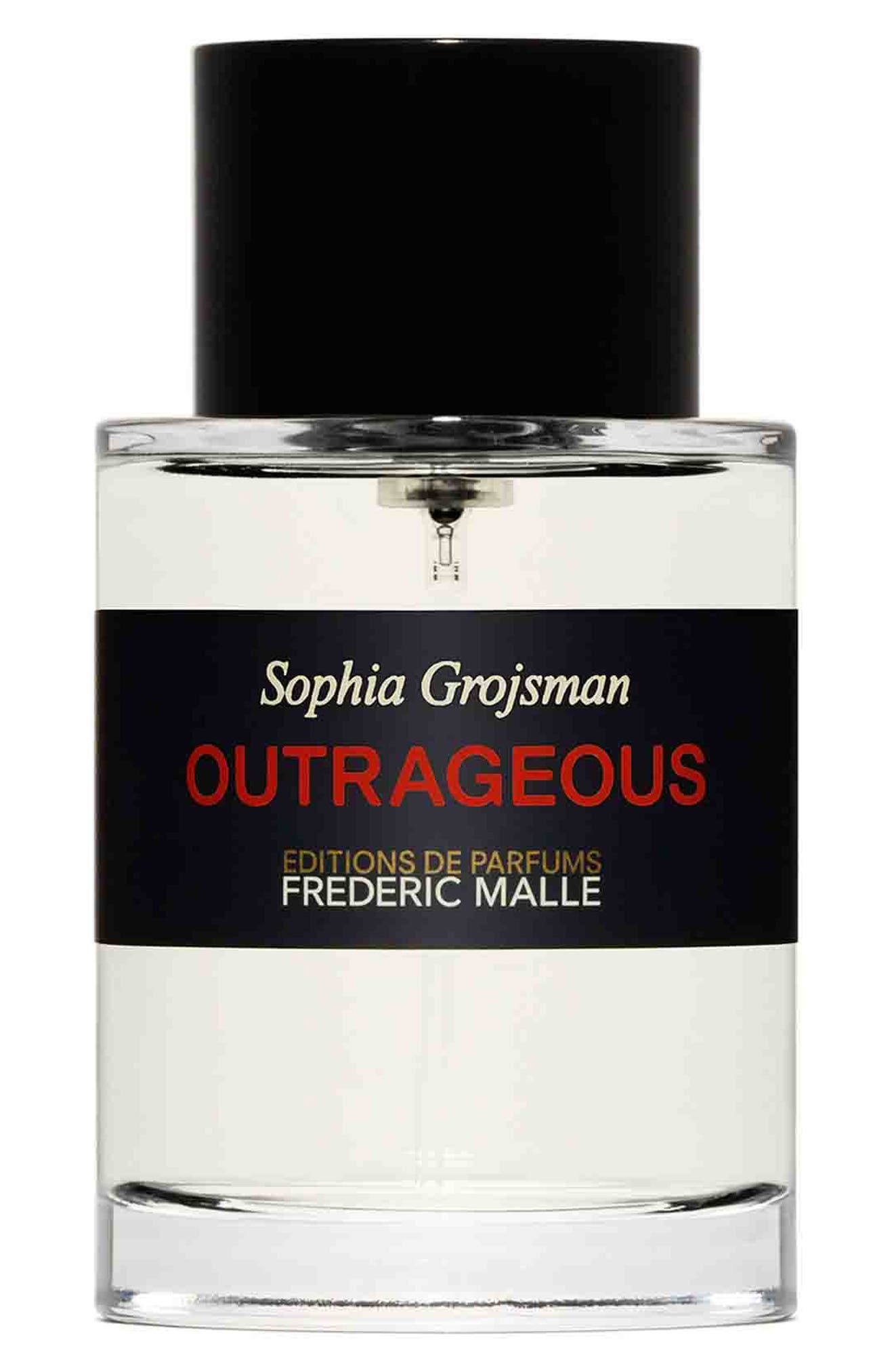 Editions de Perfumes Frédéric Malle Outrageous Spray,                             Main thumbnail 1, color,                             NO COLOR