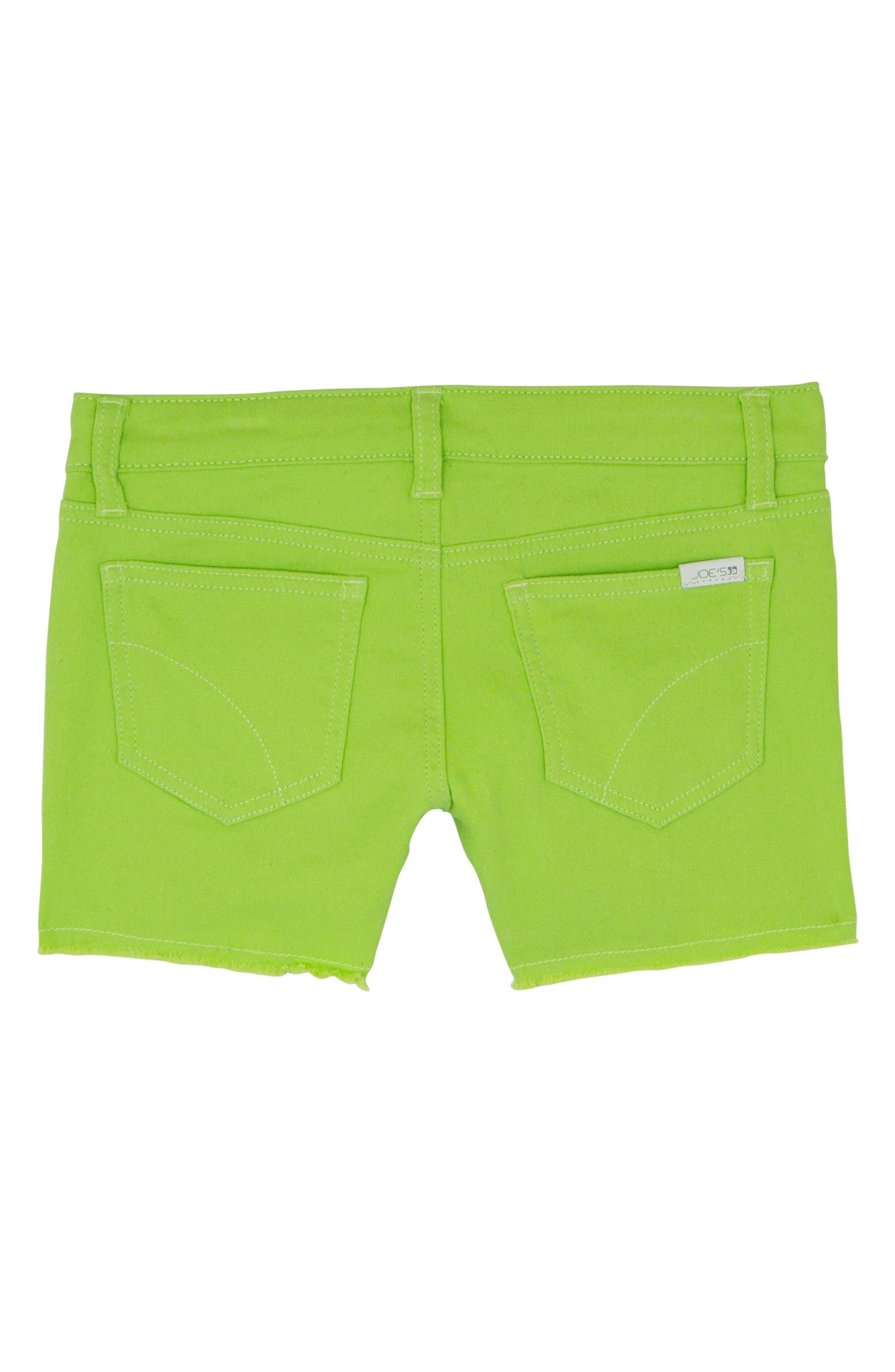 Frayed Cotton Shorts,                             Alternate thumbnail 2, color,                             360