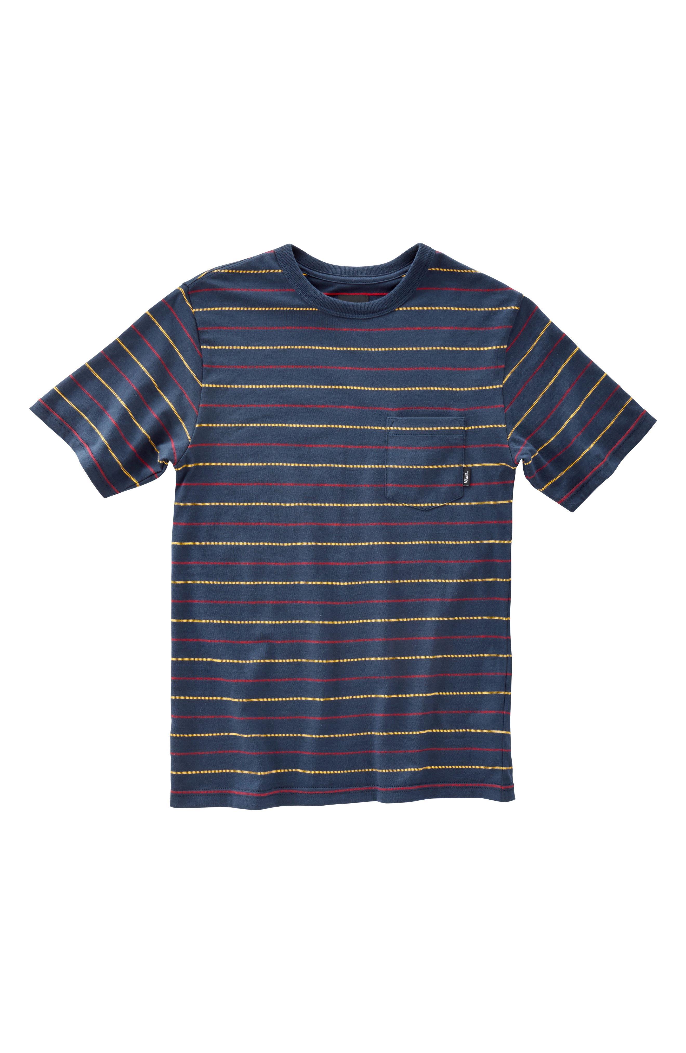 Strikemont III T-Shirt,                             Main thumbnail 1, color,                             DRESS BLUES
