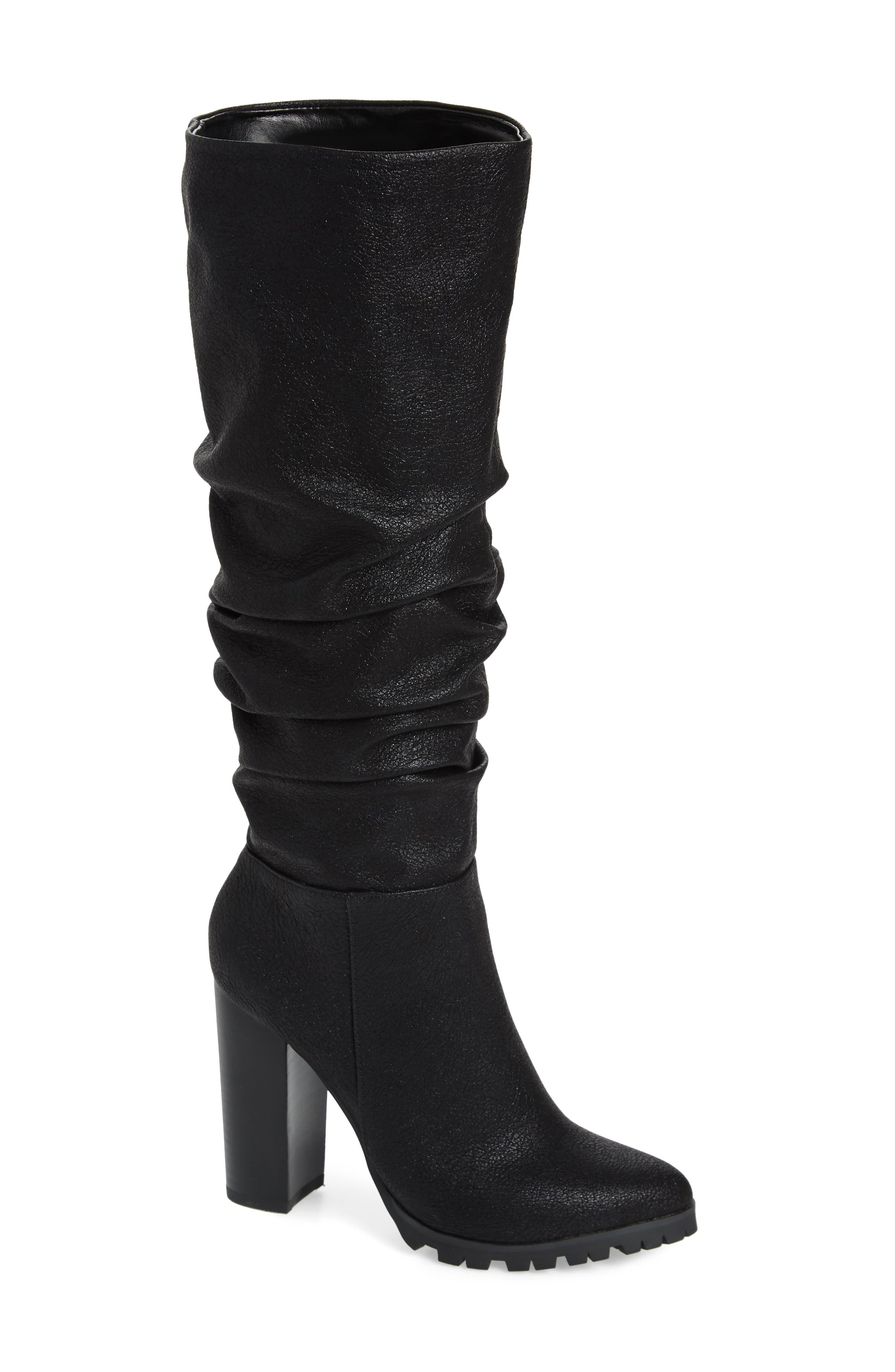 Katy Perry Knee High Boot, Black