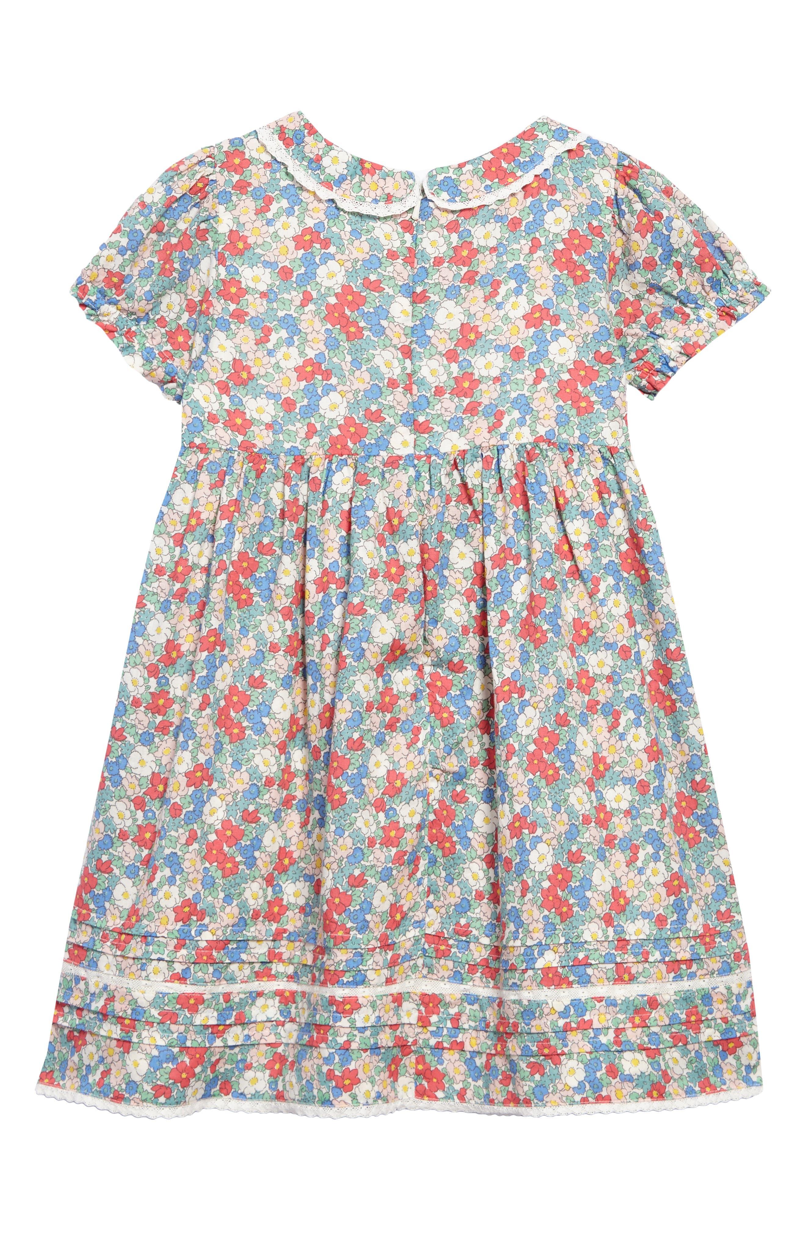 Nostalgic Woven Dress,                             Alternate thumbnail 2, color,                             606