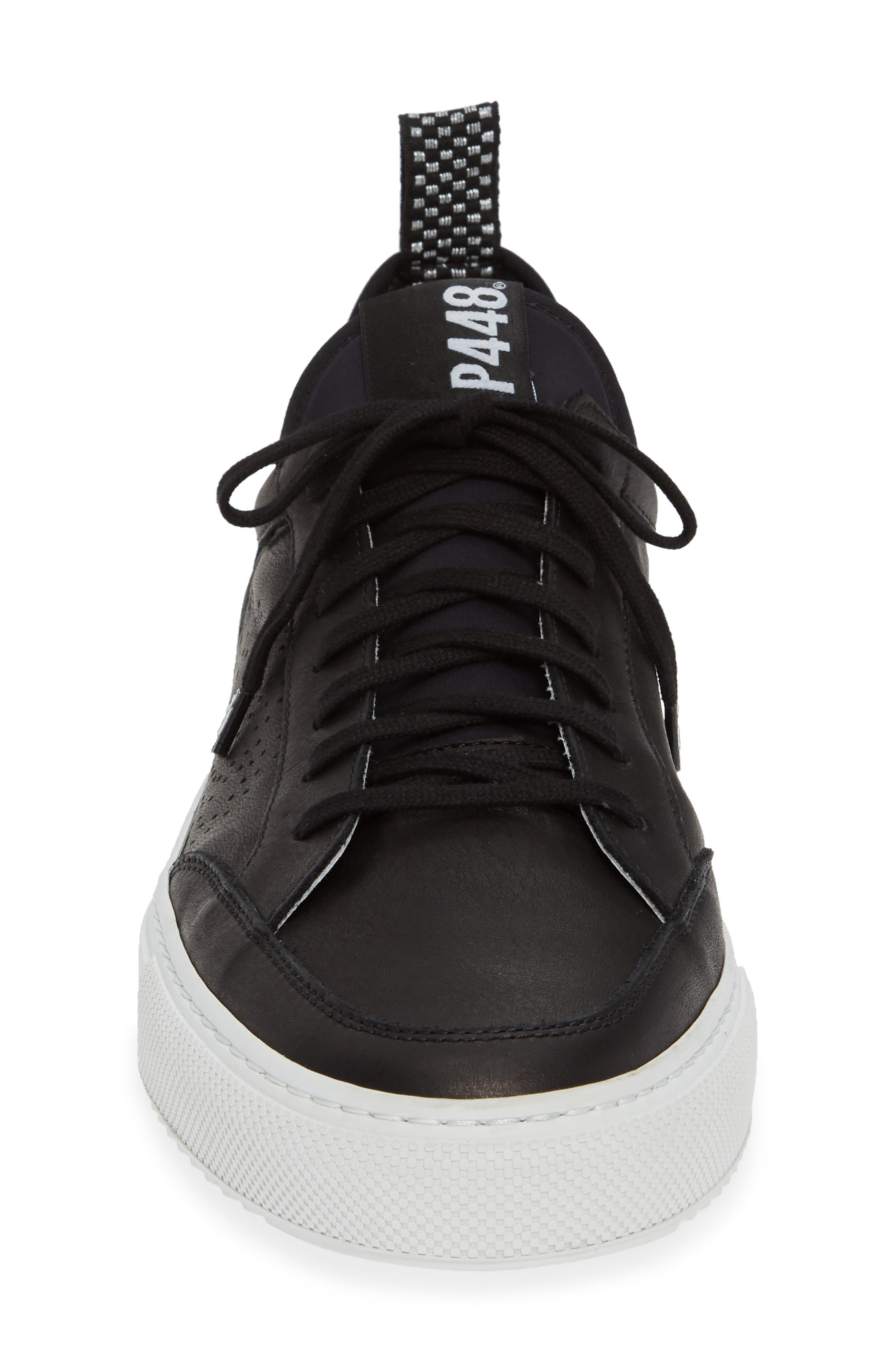 Absohosocks Sneaker,                             Alternate thumbnail 4, color,                             BLACK