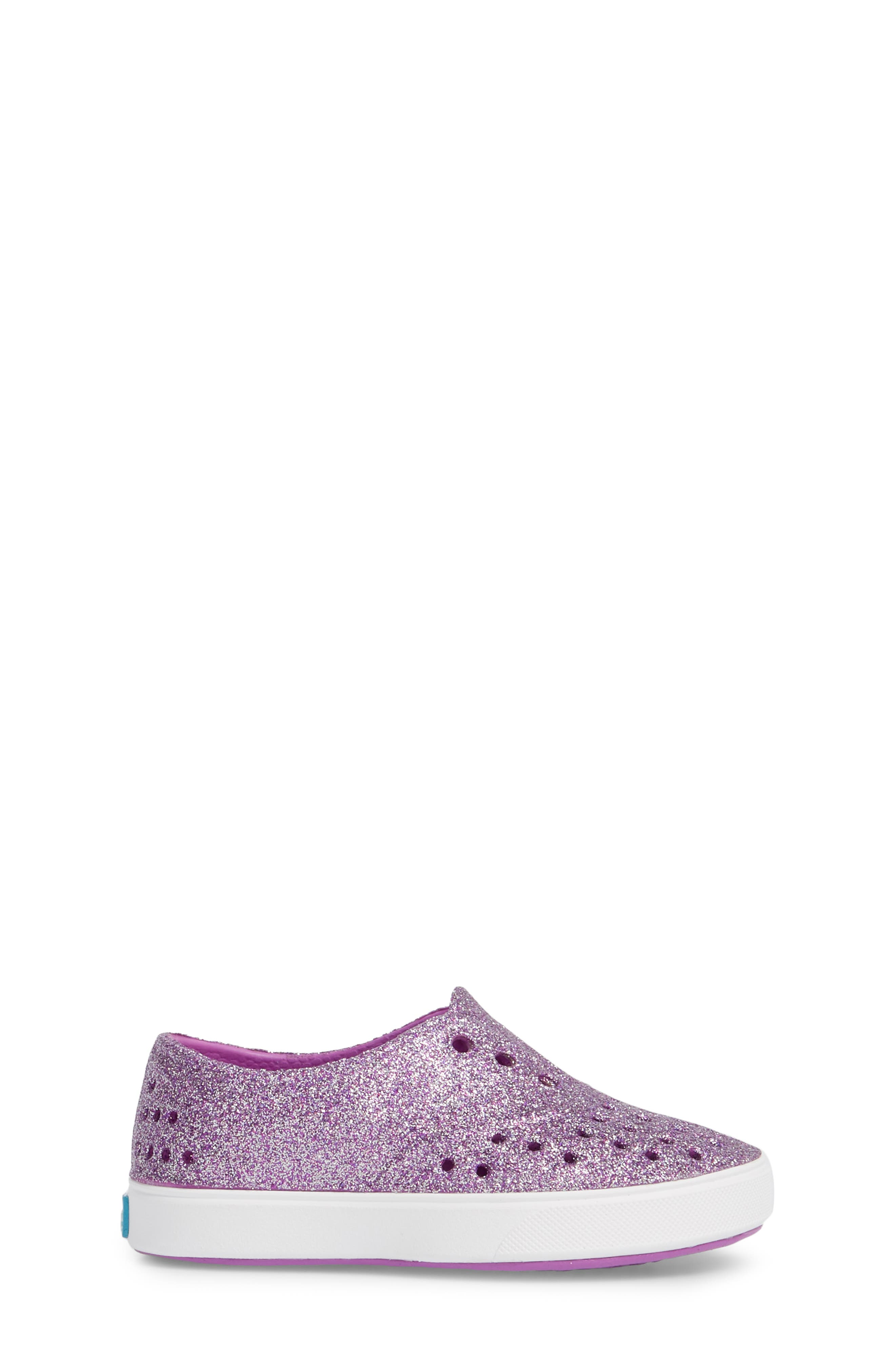 Miller Sparkly Perforated Slip-On,                             Alternate thumbnail 14, color,