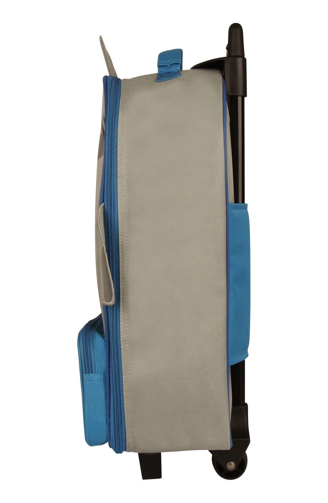 'ELP' Rolling Suitcase,                             Alternate thumbnail 3, color,                             020