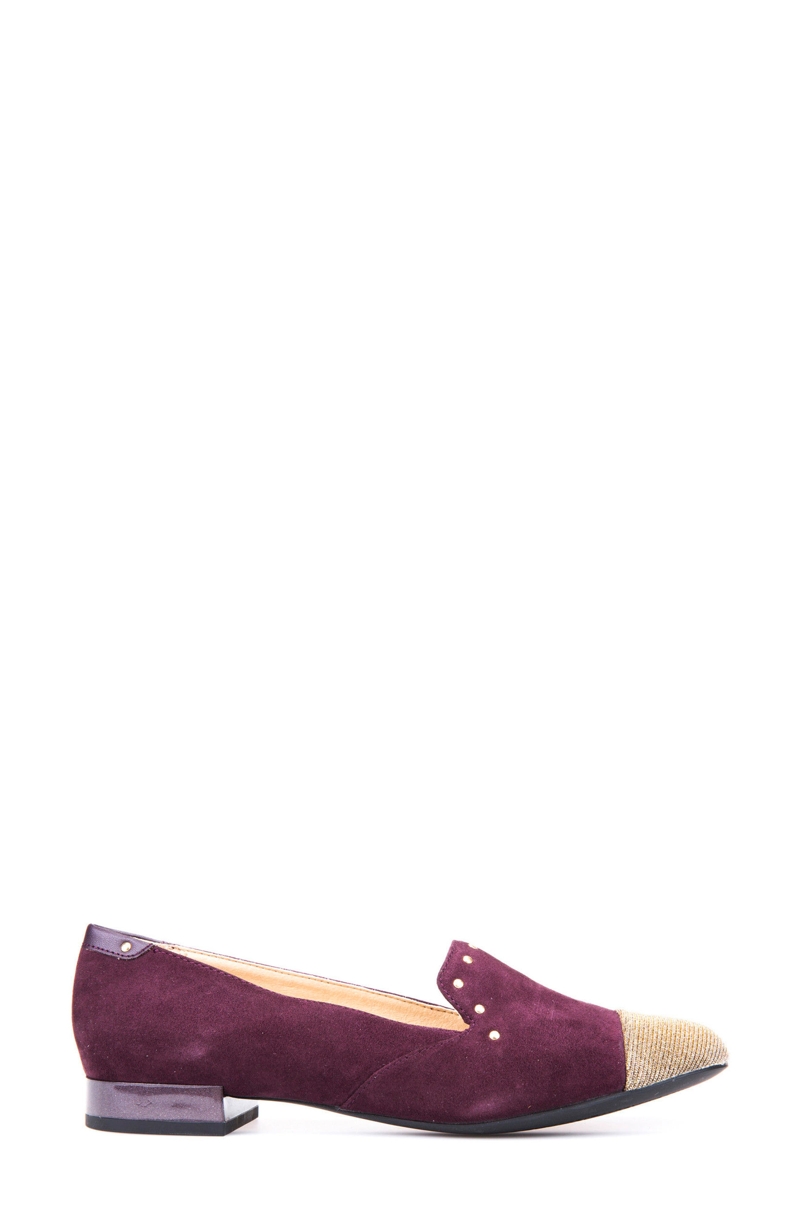 Wistrey Cap Toe Loafer,                             Alternate thumbnail 8, color,