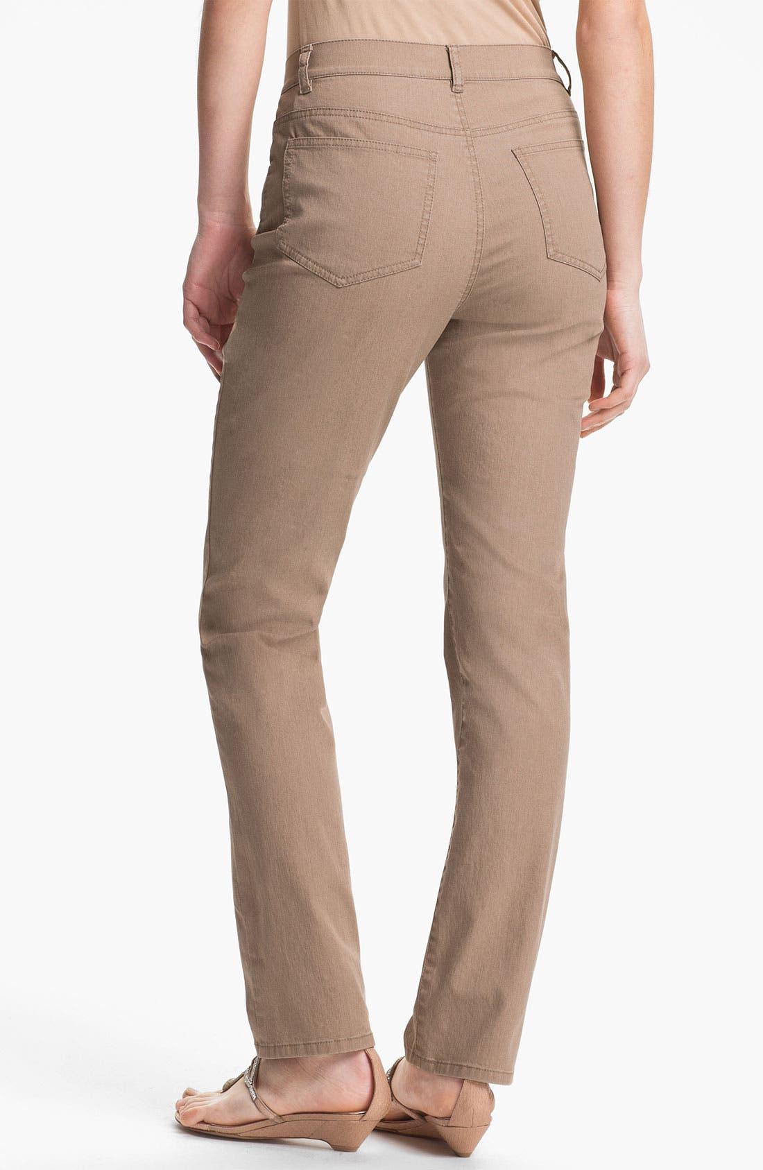 'Primo Denim' Curvy Fit Slim Leg Jeans,                             Alternate thumbnail 44, color,