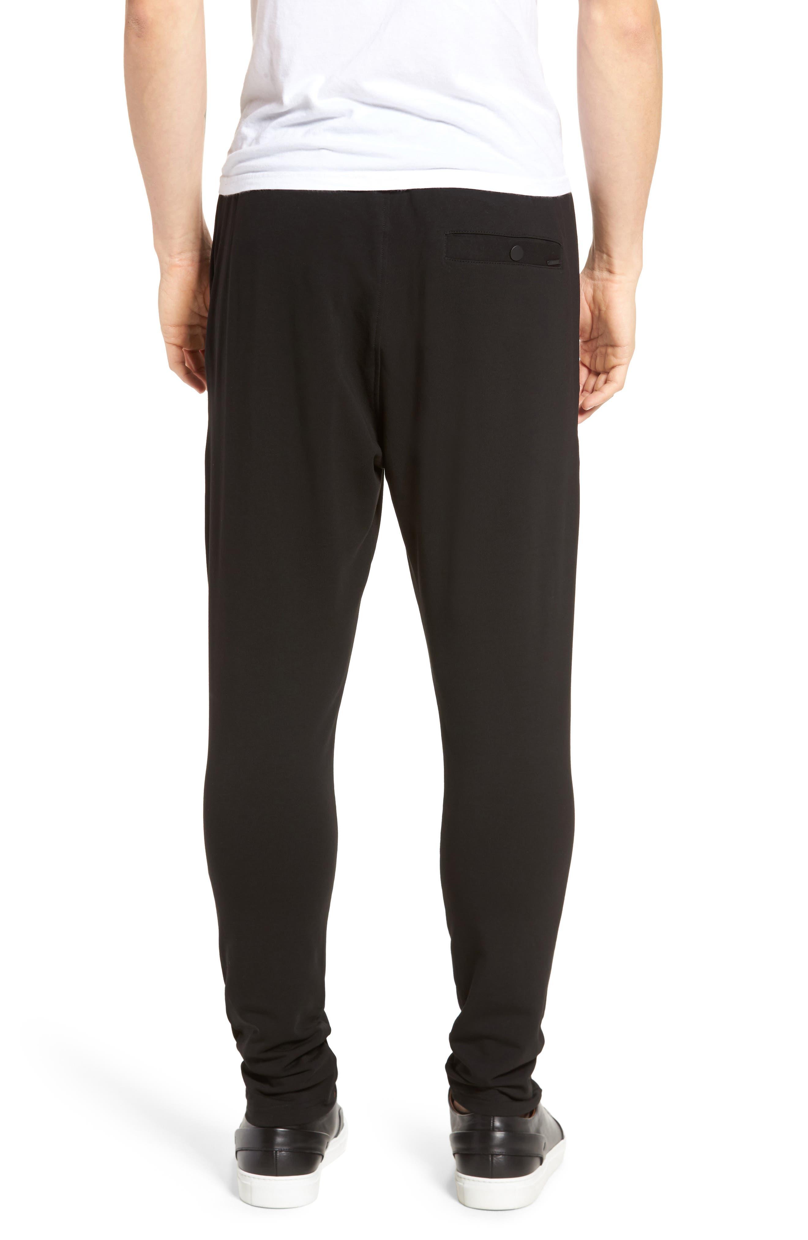 Fleece Cargo Pants,                             Alternate thumbnail 2, color,                             001