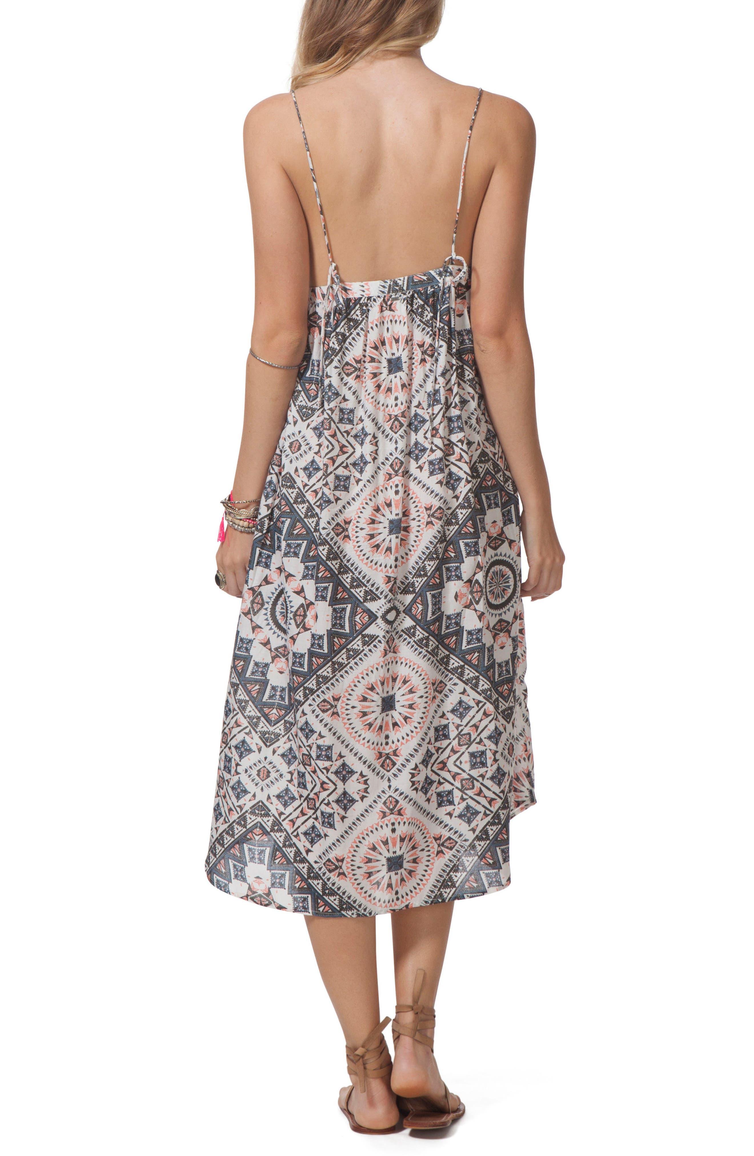 Mercury Midi Dress,                             Alternate thumbnail 2, color,