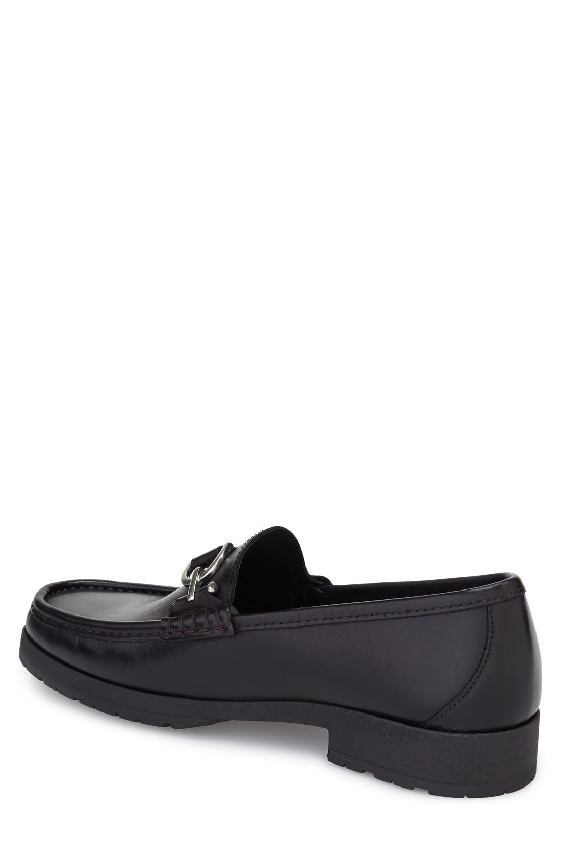 Lelio Bit Loafer,                             Alternate thumbnail 2, color,                             001