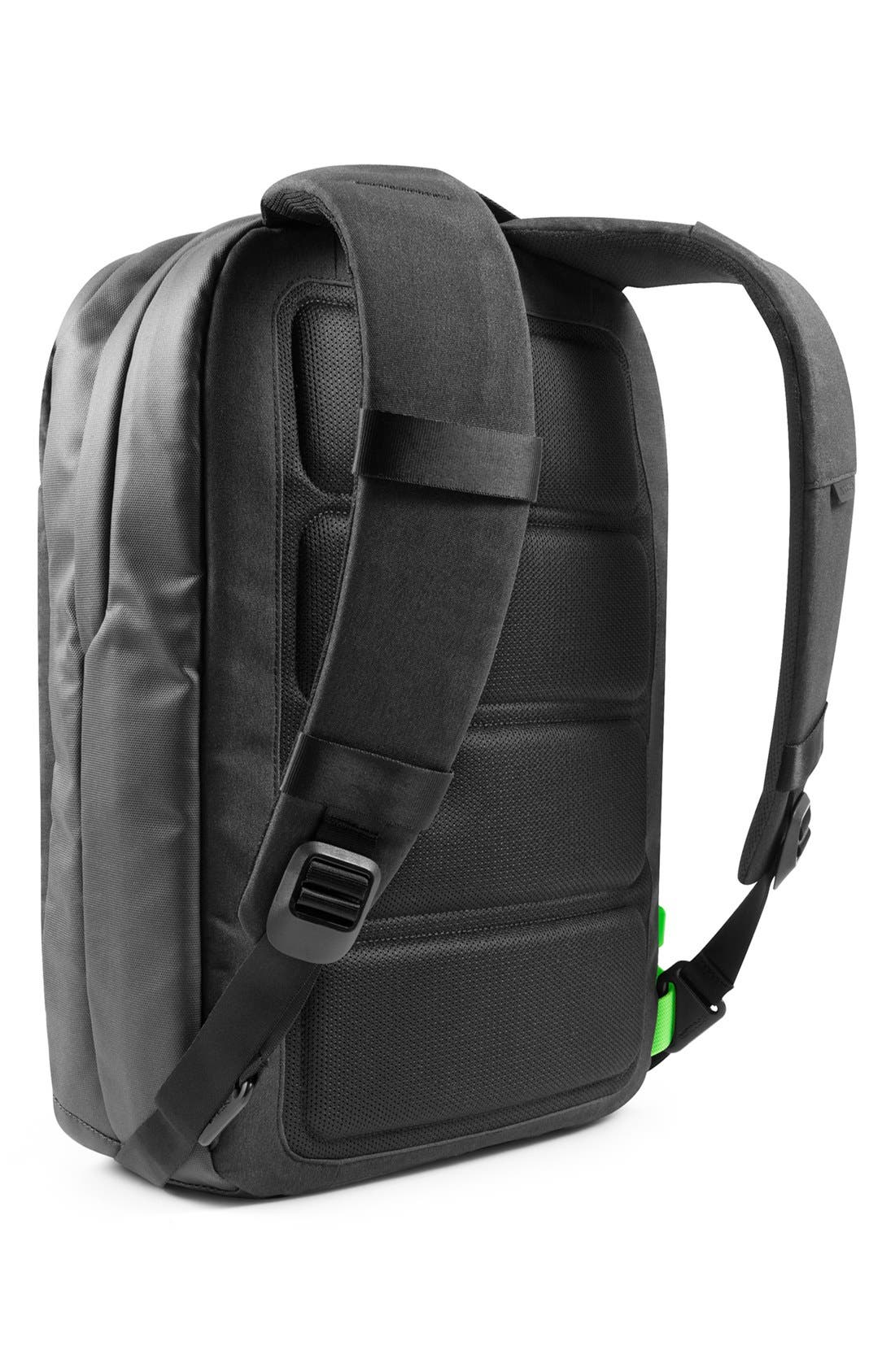City Compact Backpack,                             Alternate thumbnail 4, color,                             001