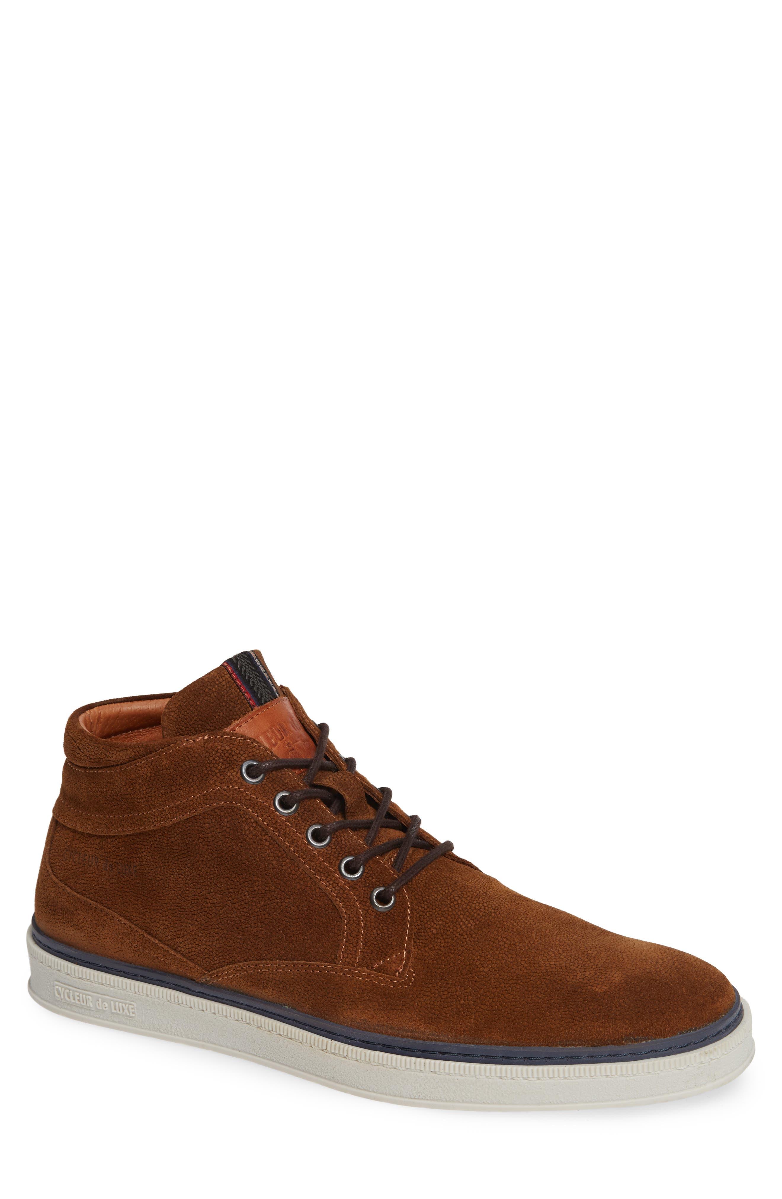Bilbao Sneaker,                             Main thumbnail 1, color,                             COGNAC