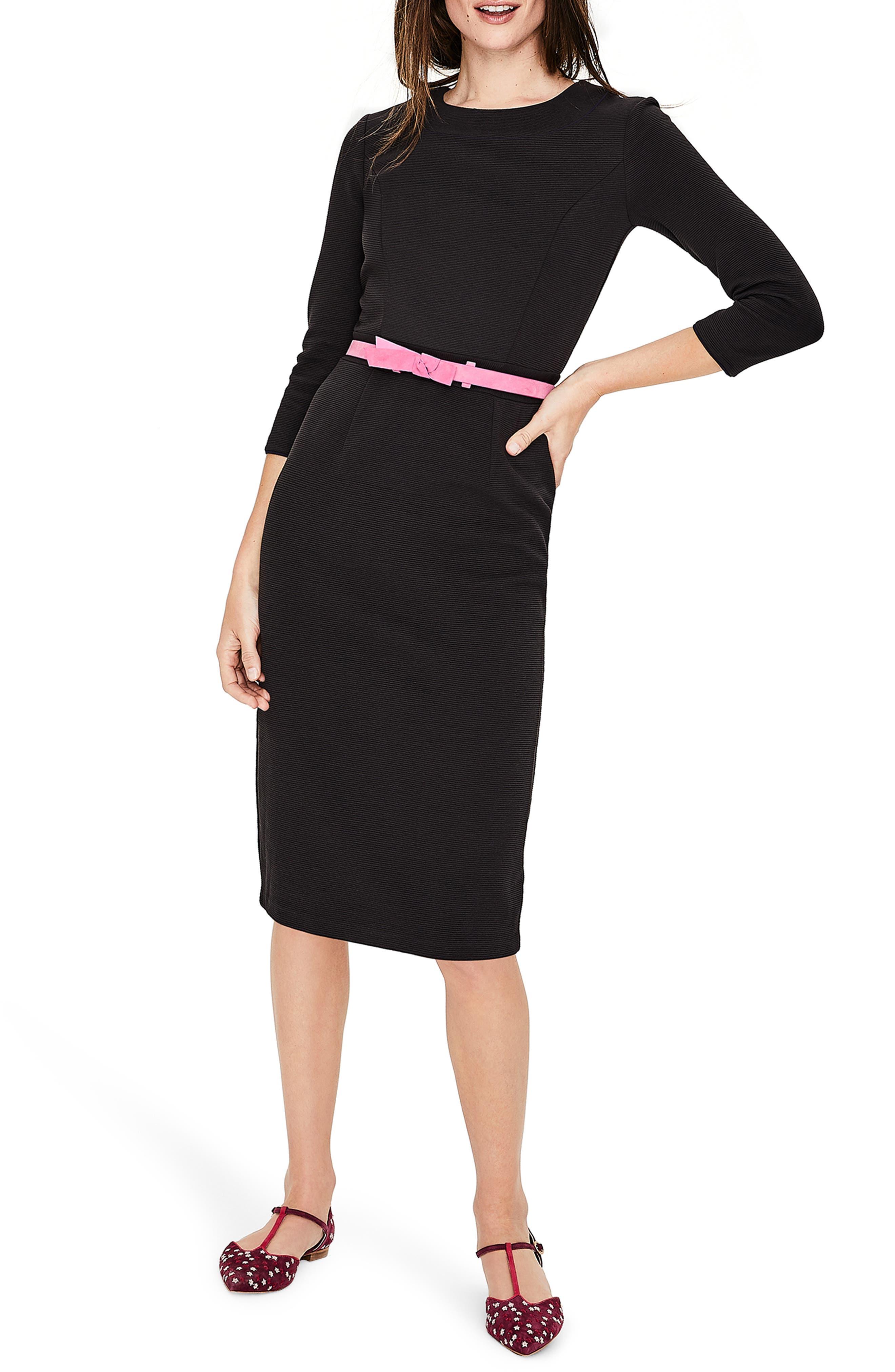 Mia Ottoman Dress,                         Main,                         color, 014
