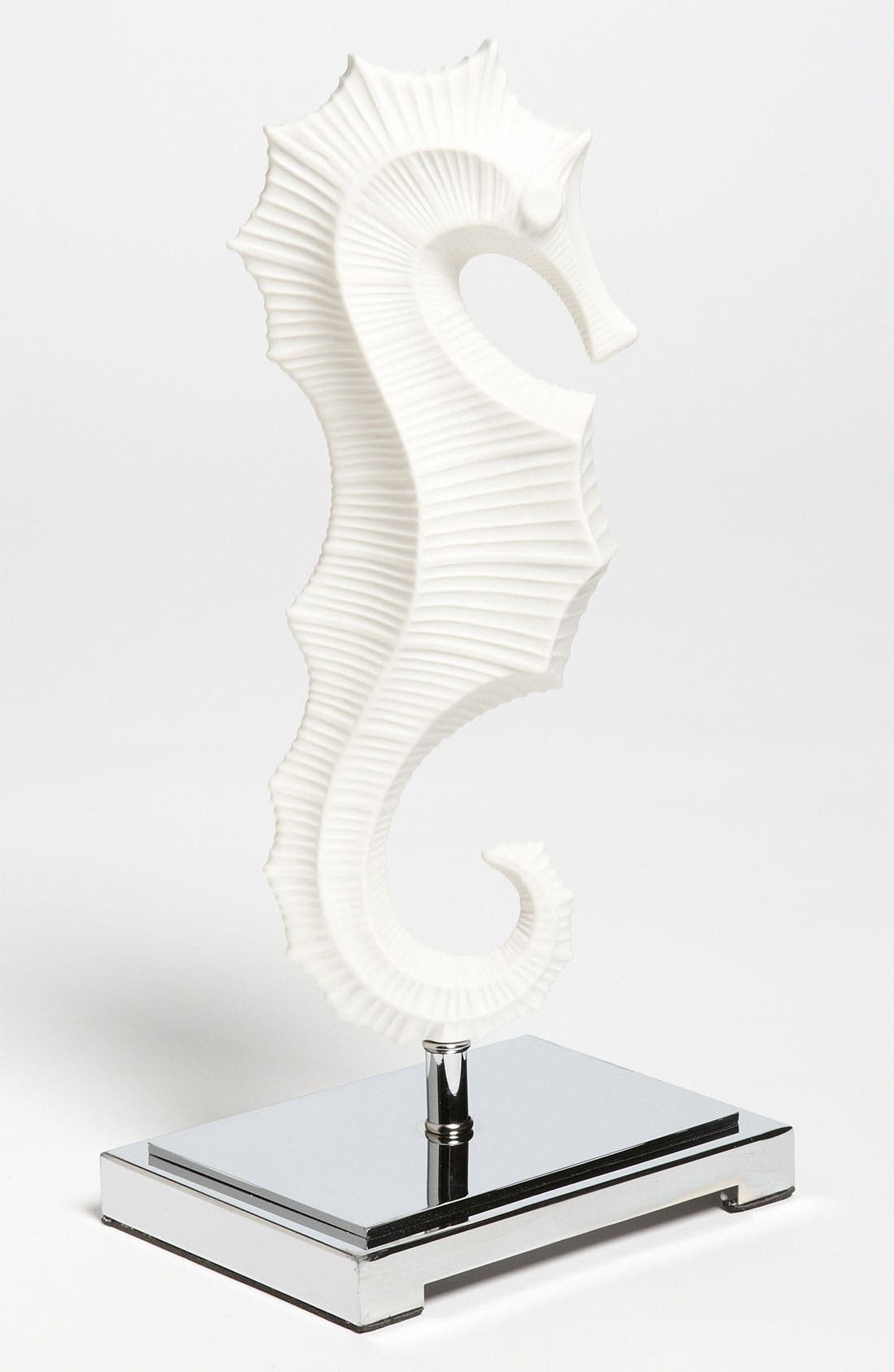JONATHAN ADLER Seahorse Sculpture, Main, color, 100
