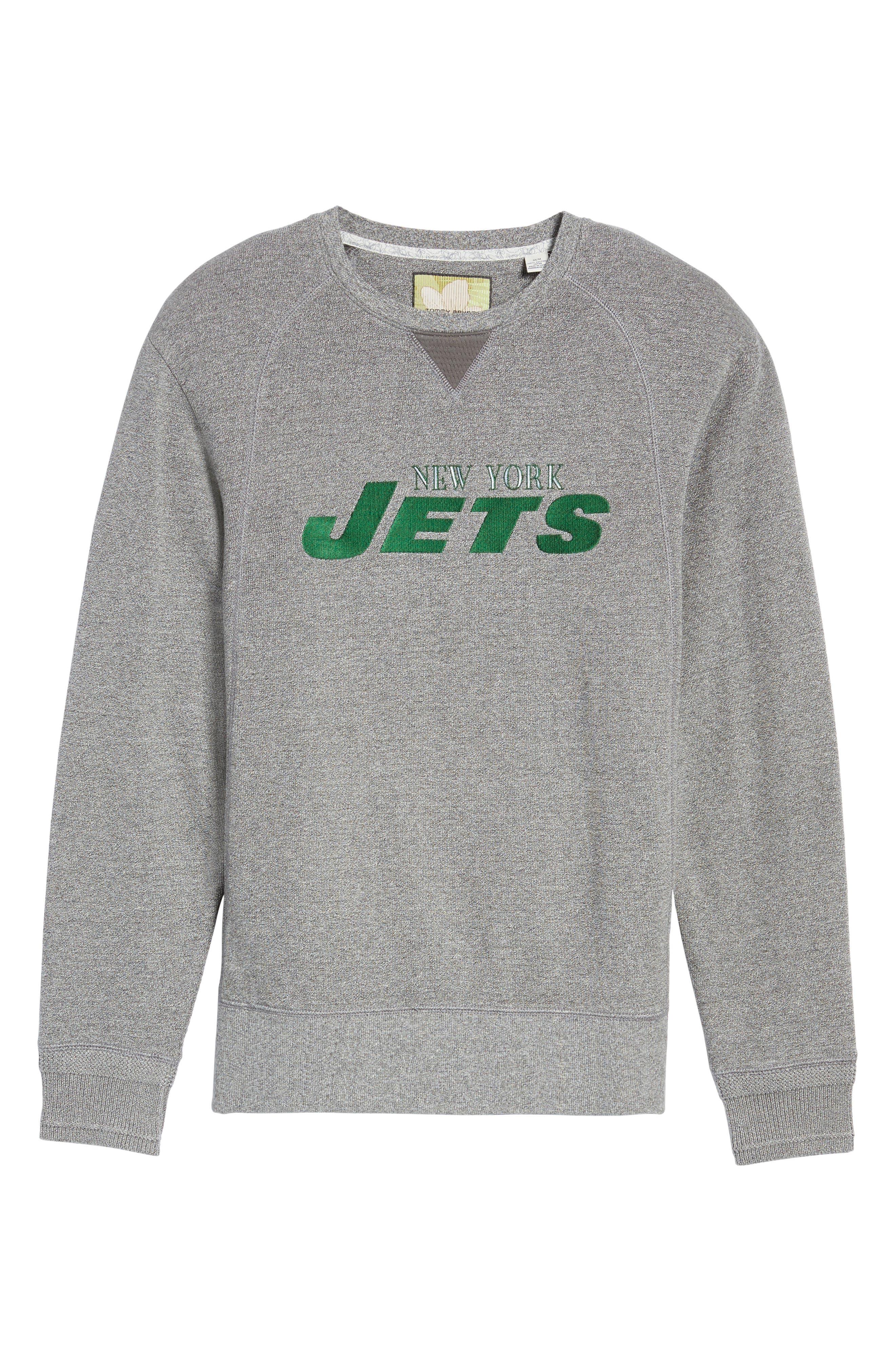 NFL Stitch of Liberty Embroidered Crewneck Sweatshirt,                             Alternate thumbnail 169, color,