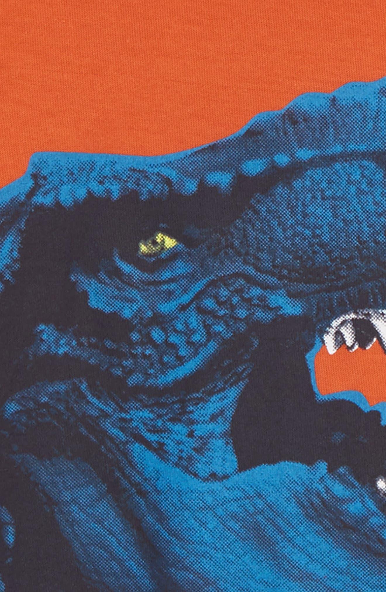 T-Rex T-Shirt,                             Alternate thumbnail 2, color,                             TERRA