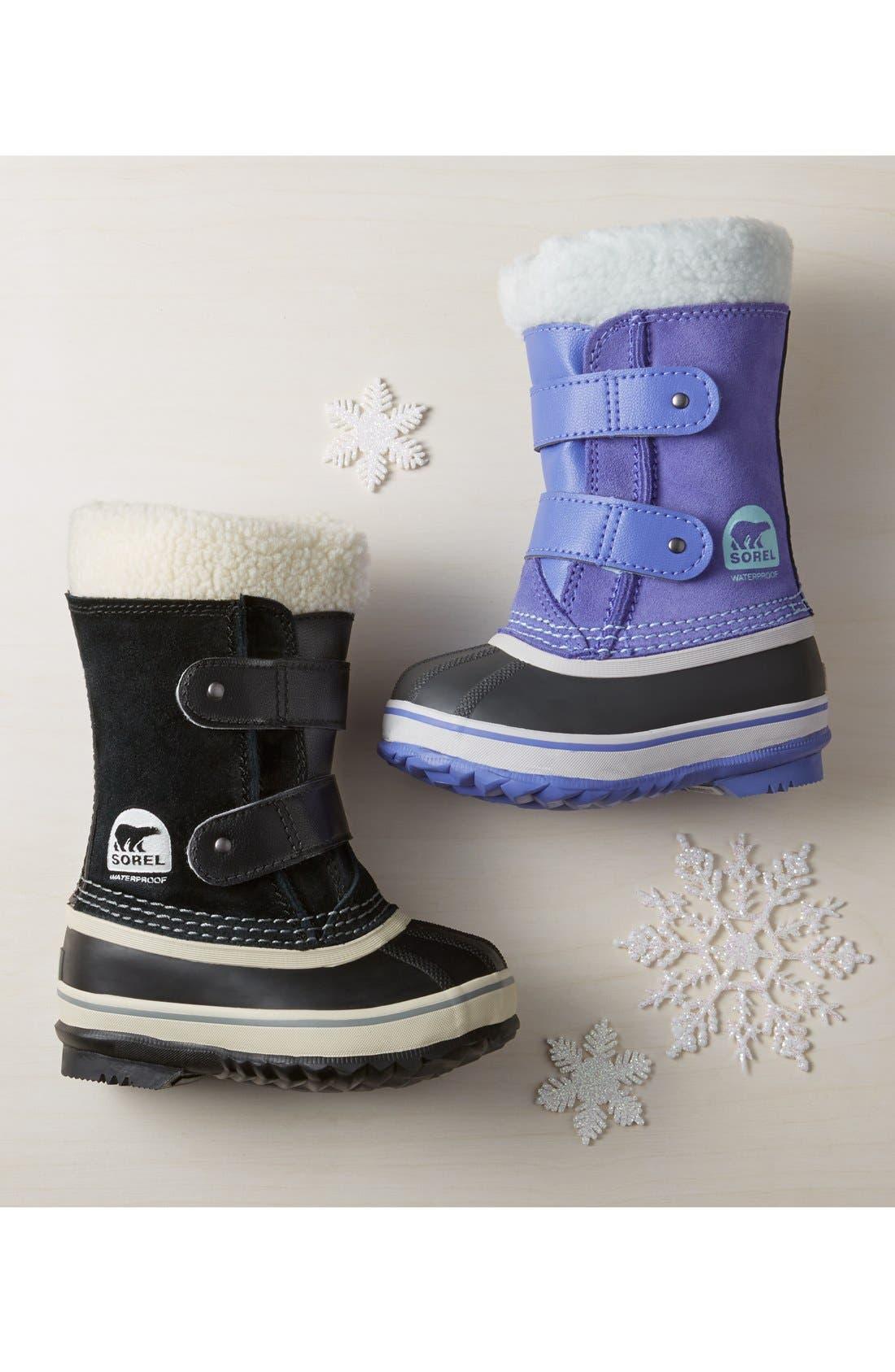 SOREL,                             '1964 PacStrap' Snow Boot,                             Main thumbnail 1, color,                             200