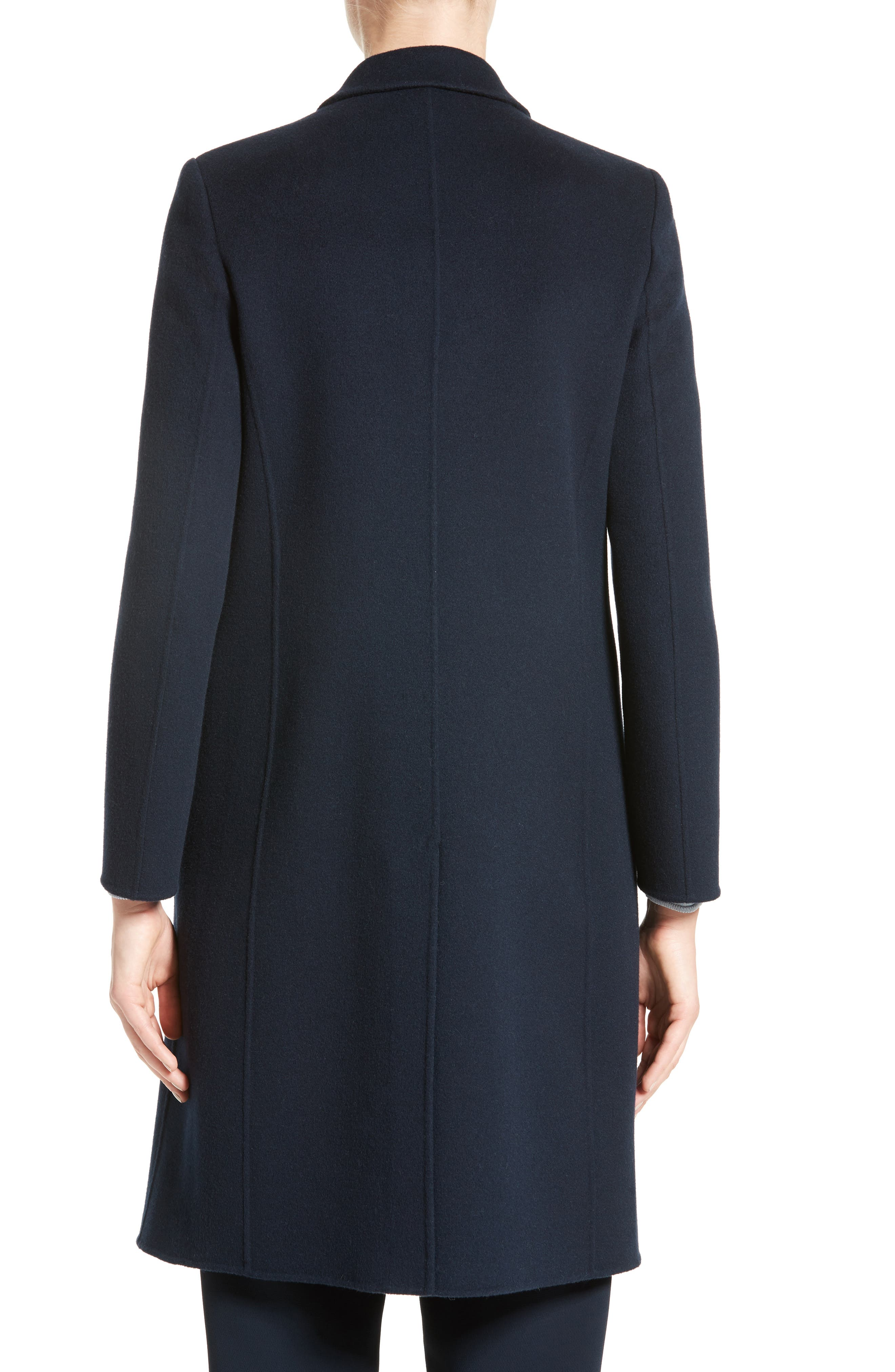 Double Face Cashmere Coat,                             Main thumbnail 1, color,                             457