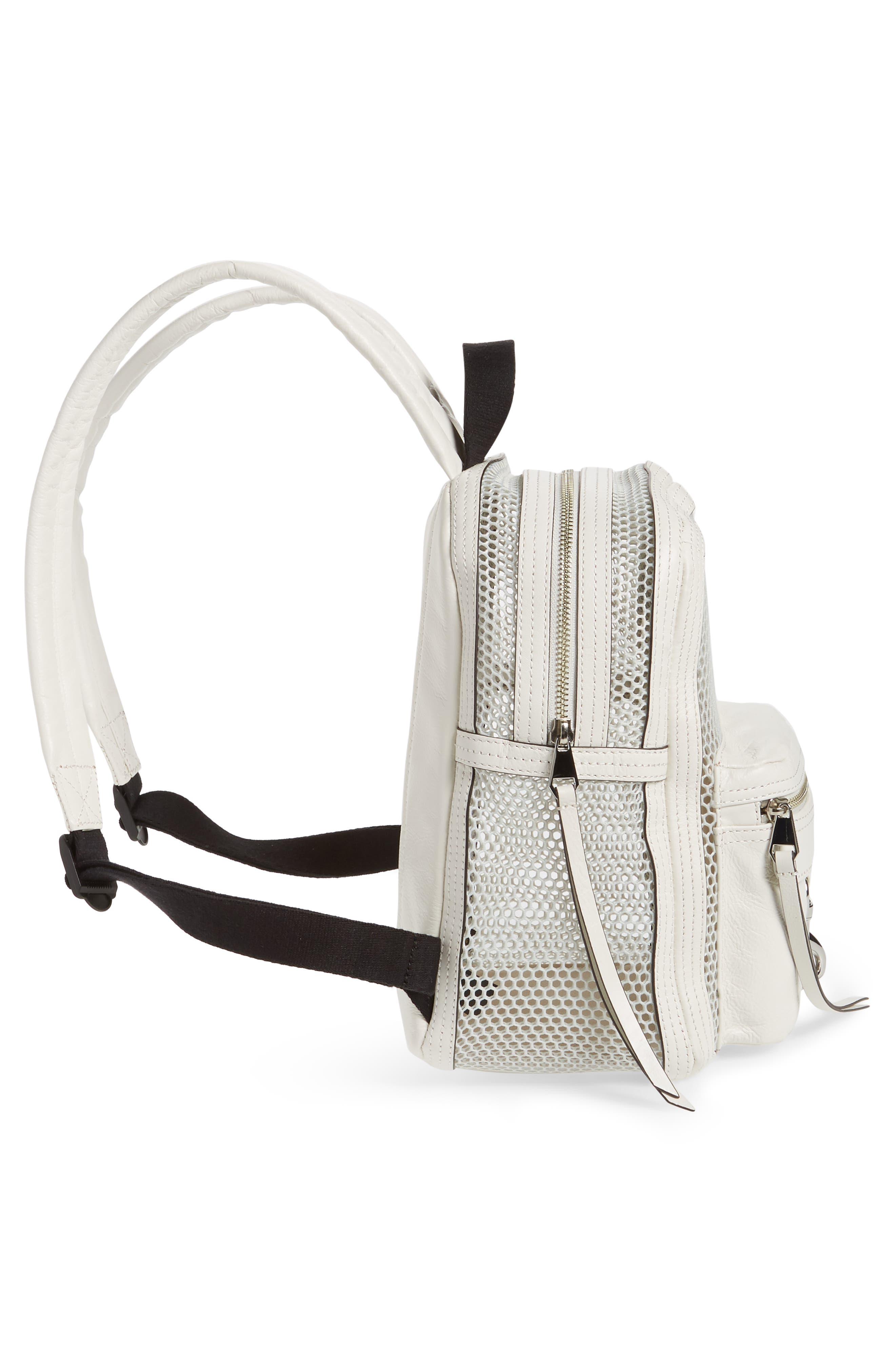 Small MAB Mesh Backpack,                             Alternate thumbnail 5, color,                             151