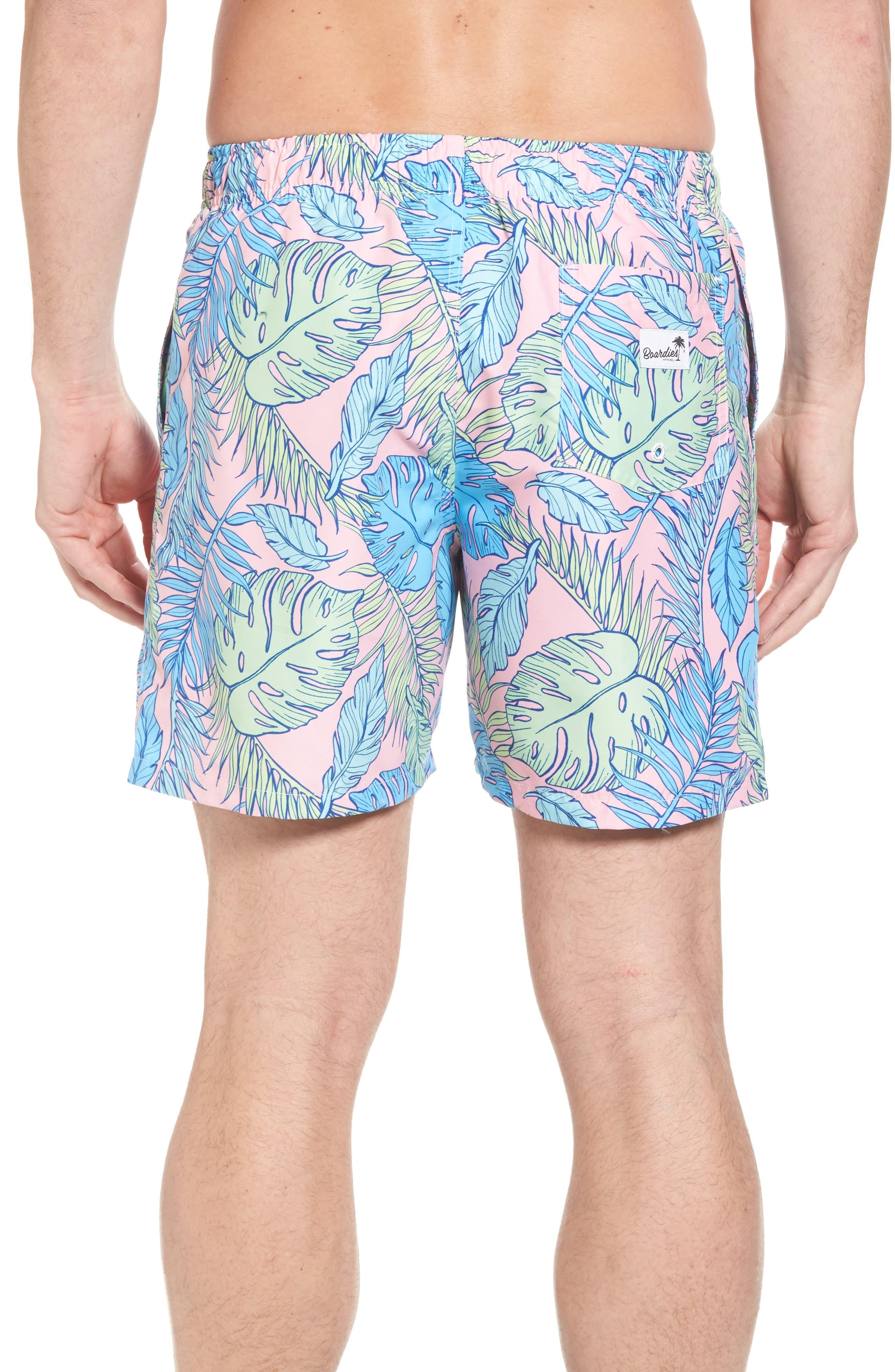 Palmtopia Swim Shorts,                             Alternate thumbnail 2, color,                             MULTI