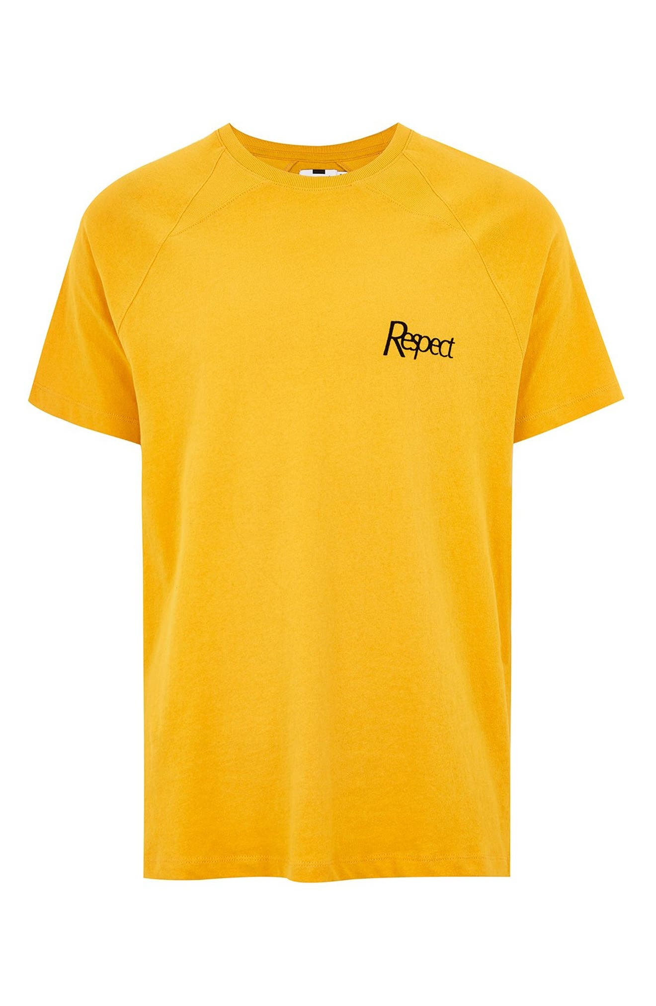 Respect Classic Fit T-Shirt,                             Alternate thumbnail 4, color,                             710