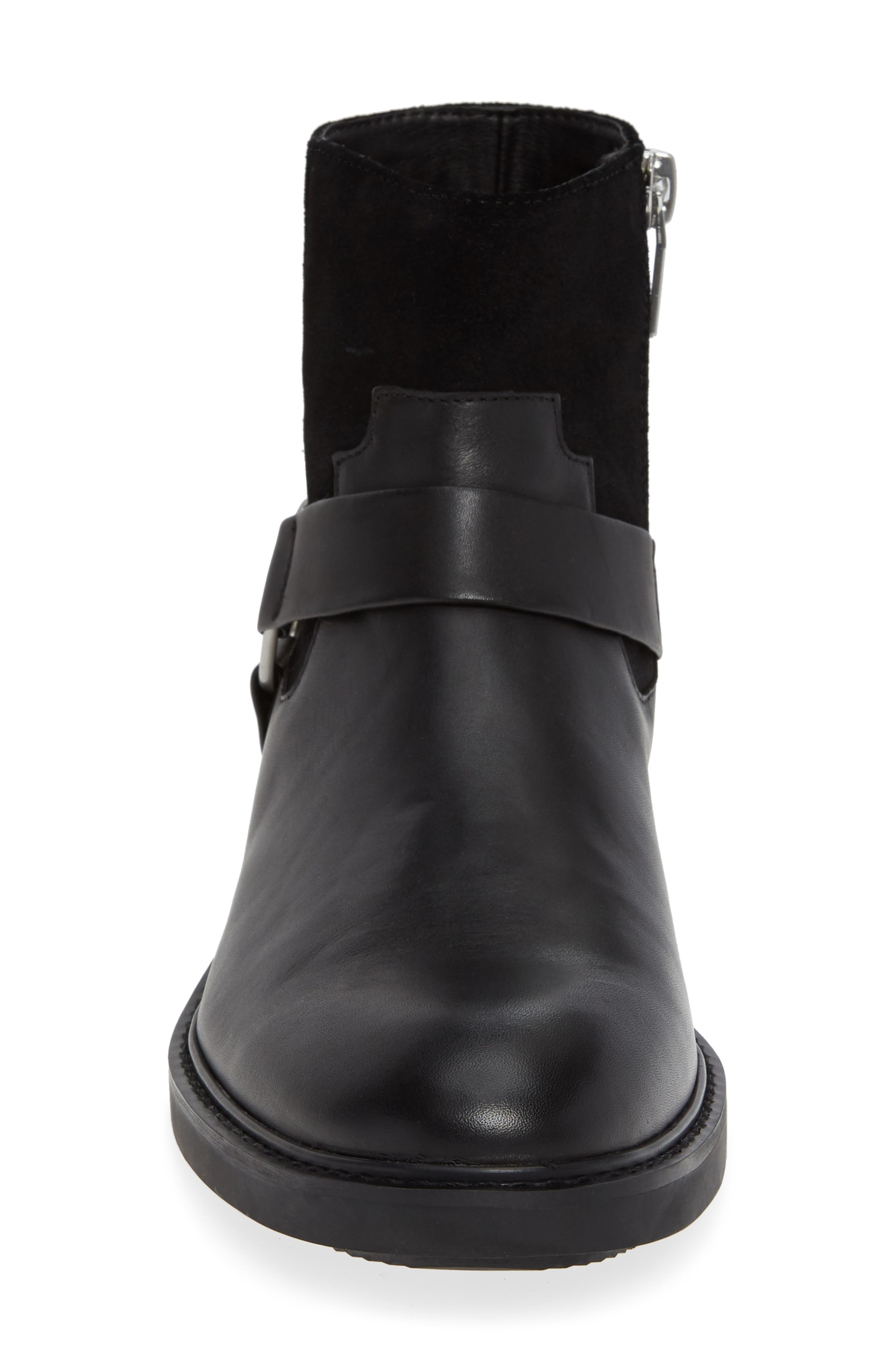 Vergil Zip Boot,                             Alternate thumbnail 4, color,                             001