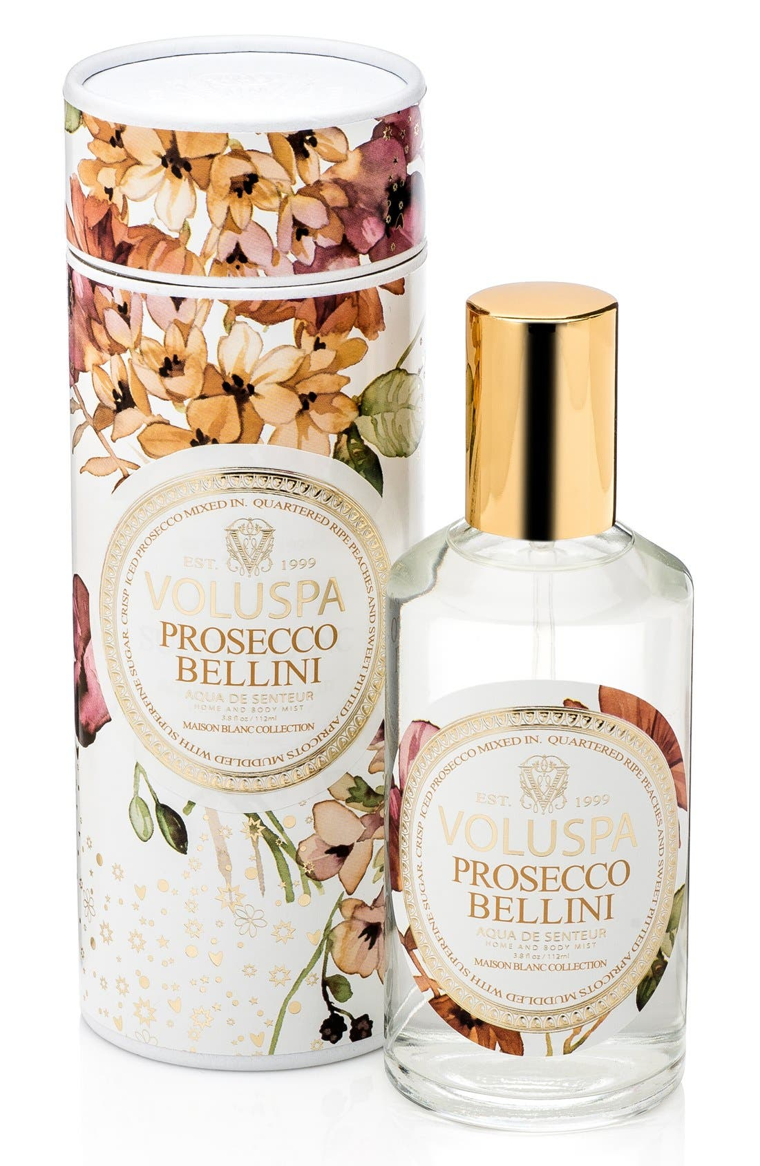 'Maison Blanc - Prosecco Bellini' Home & Body Mist, Main, color, 960